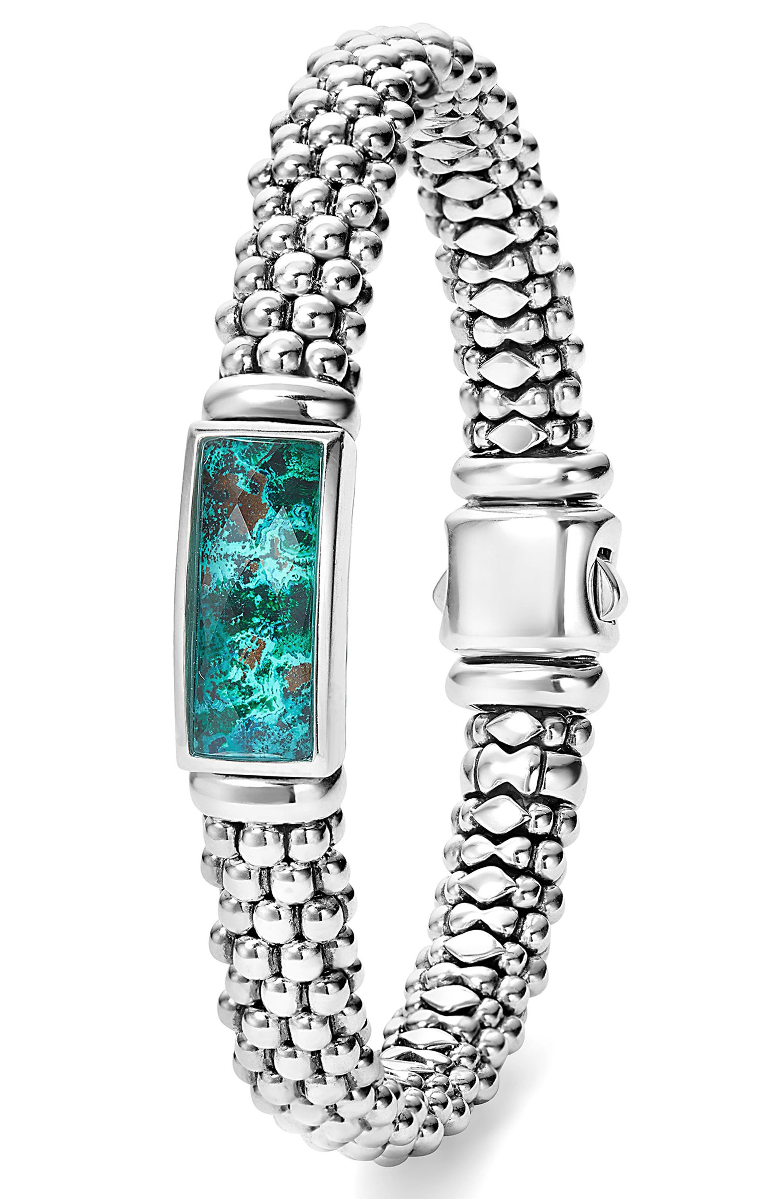 Alternate Image 2  - LAGOS Maya Station Rope Bracelet