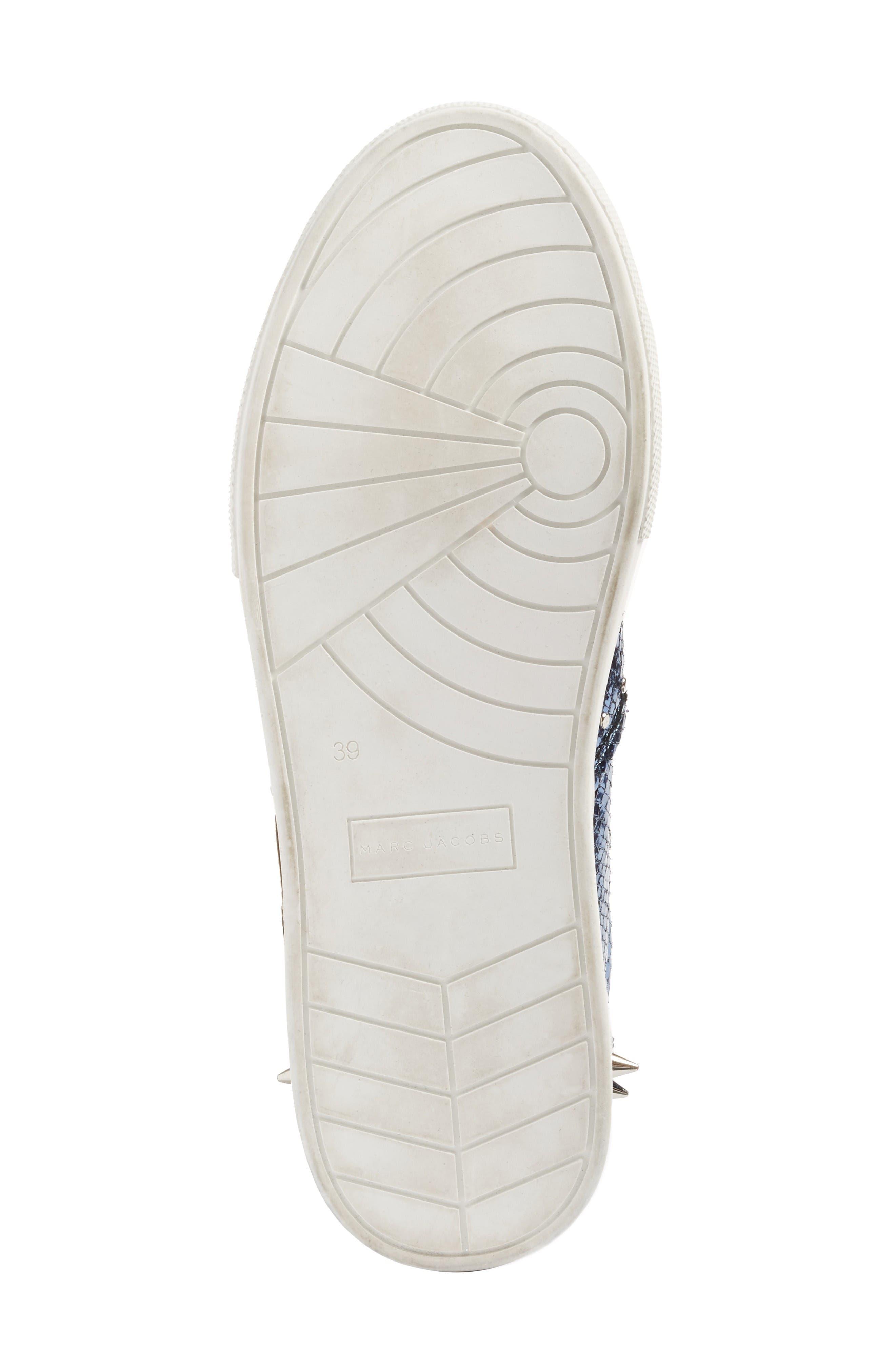 Alternate Image 4  - Marc Jacobs Mercer Embellished Slip-On Sneaker (Women)