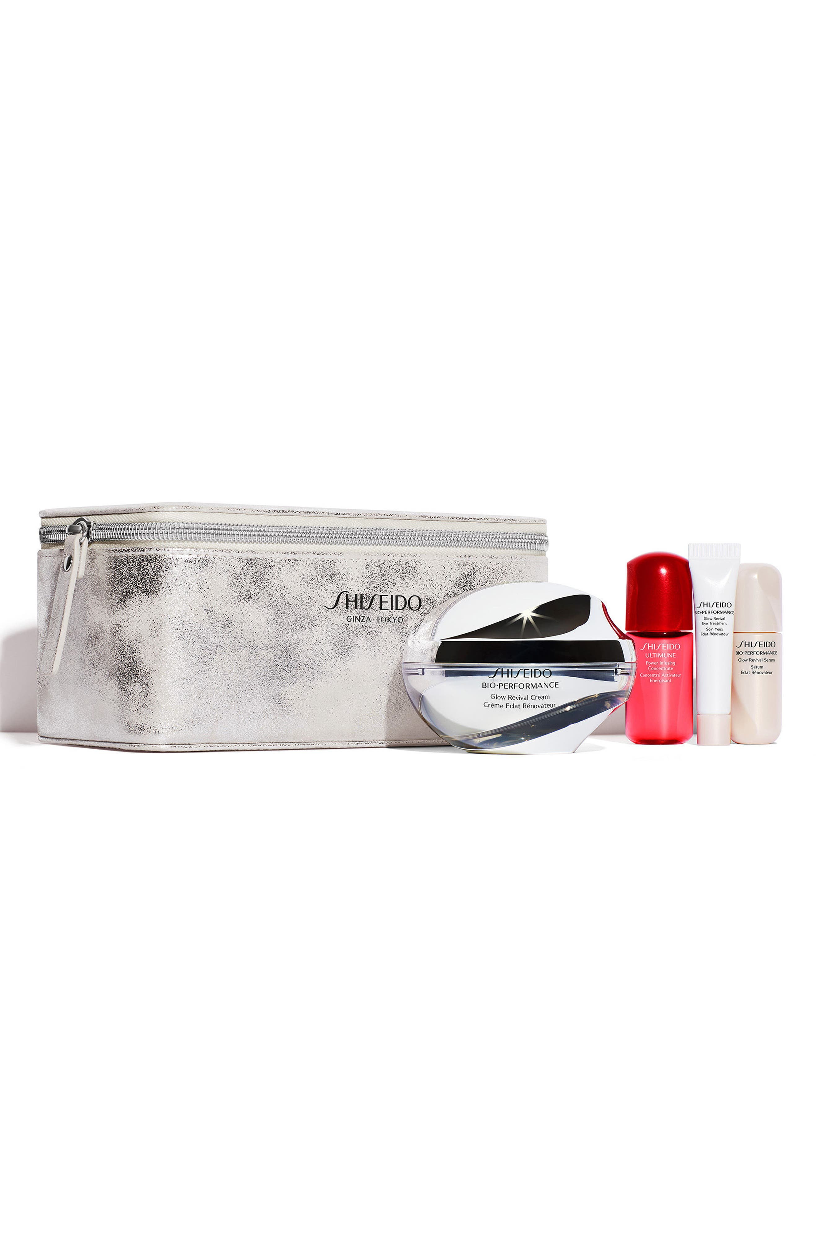 Shiseido Time to Glow Collection ($185 Value)