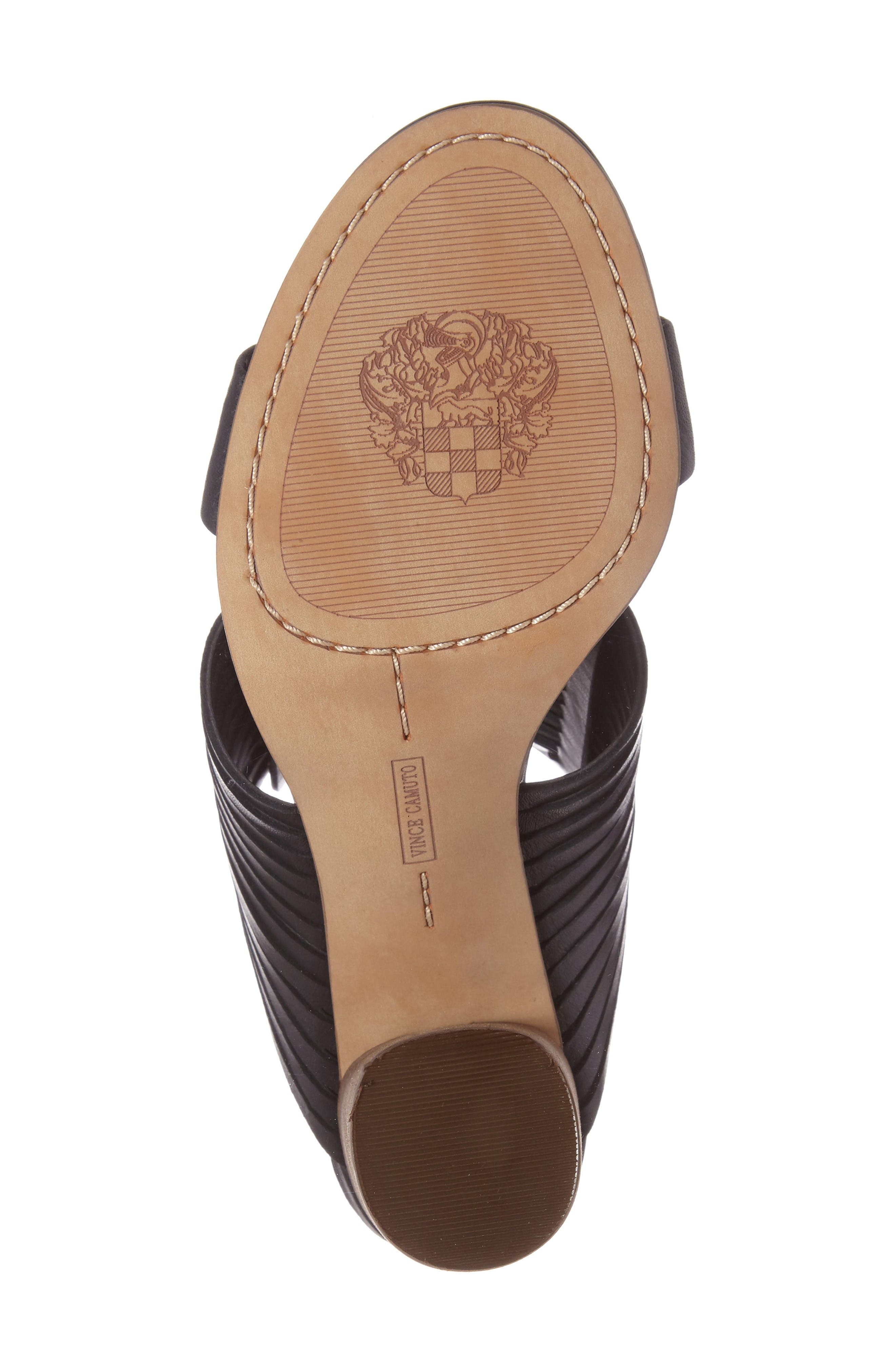 Alternate Image 4  - Vince Camuto Astar Backless Sandal (Women)