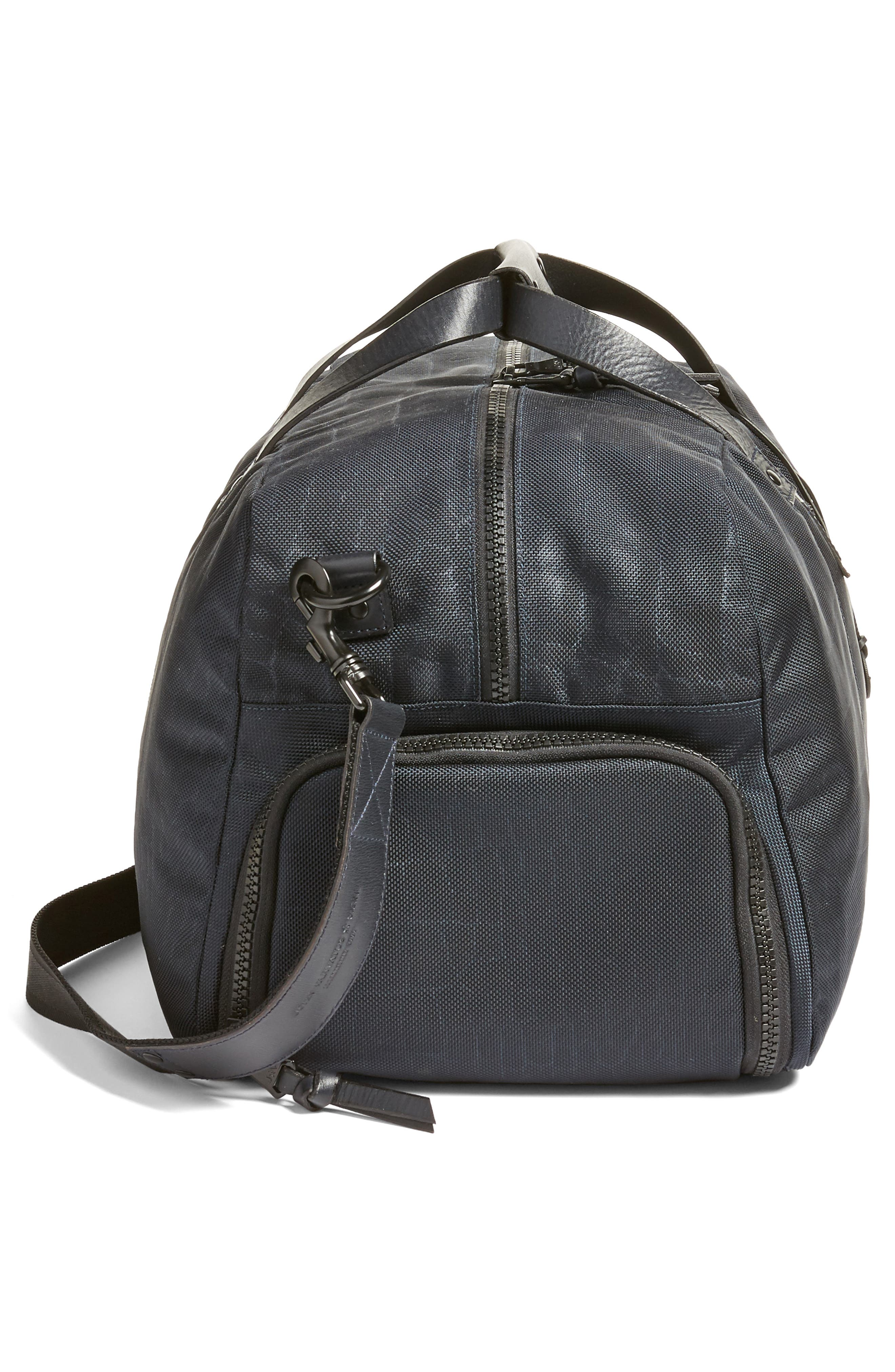 Duffel Bag,                             Alternate thumbnail 5, color,                             Navy