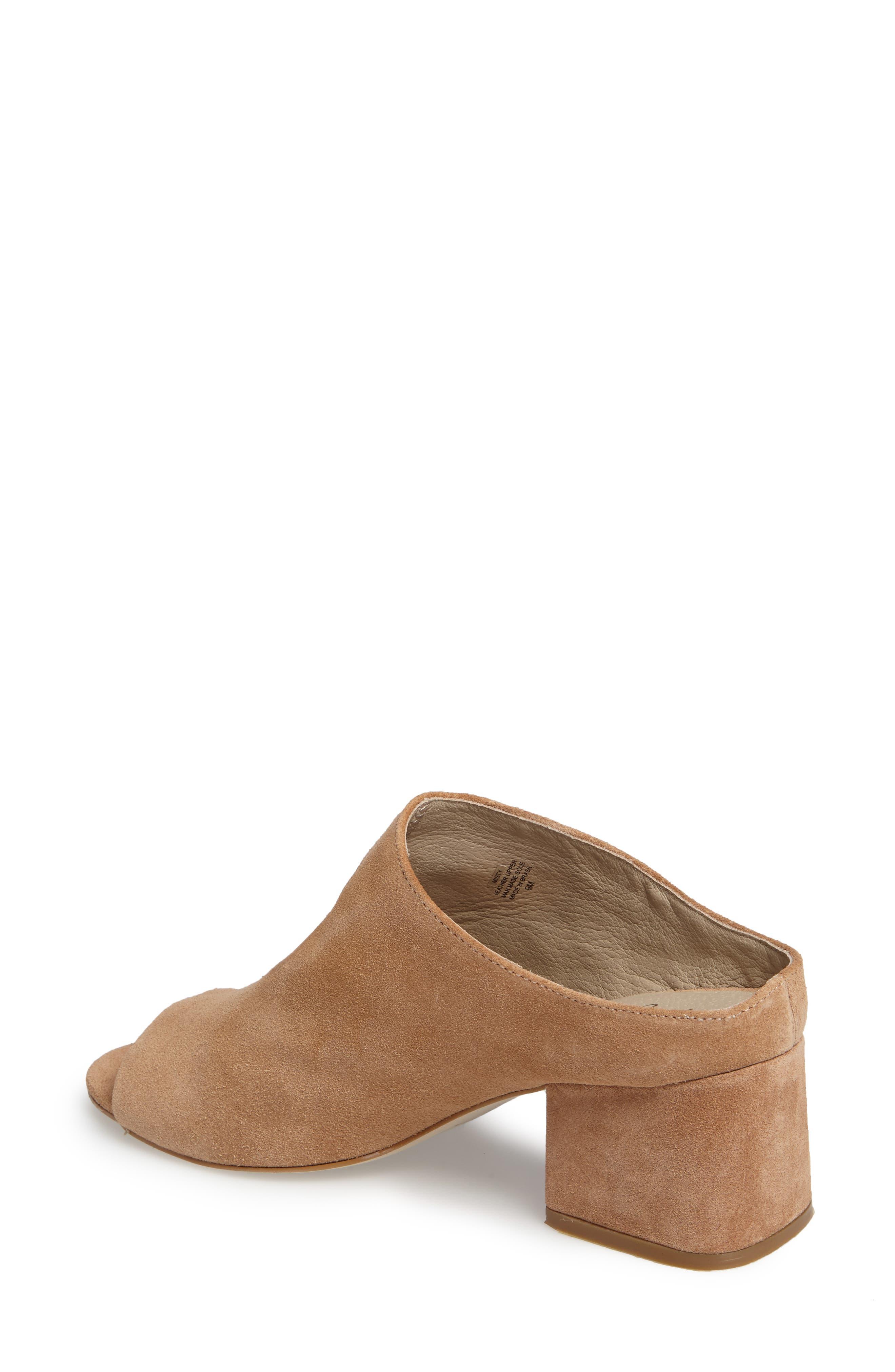 Alternate Image 2  - Matisse Misty Block Heel Mule (Women)