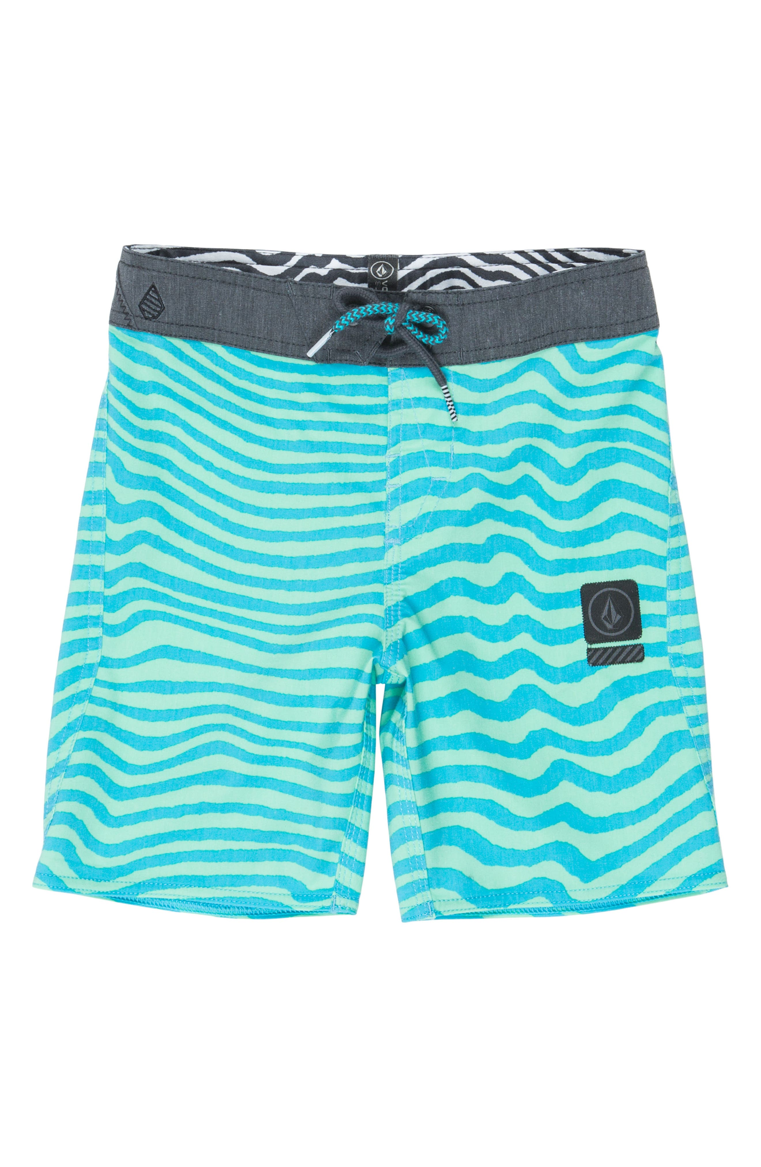 Volcom Mag Vibes Board Shorts (Toddler Boys & Little Boys)