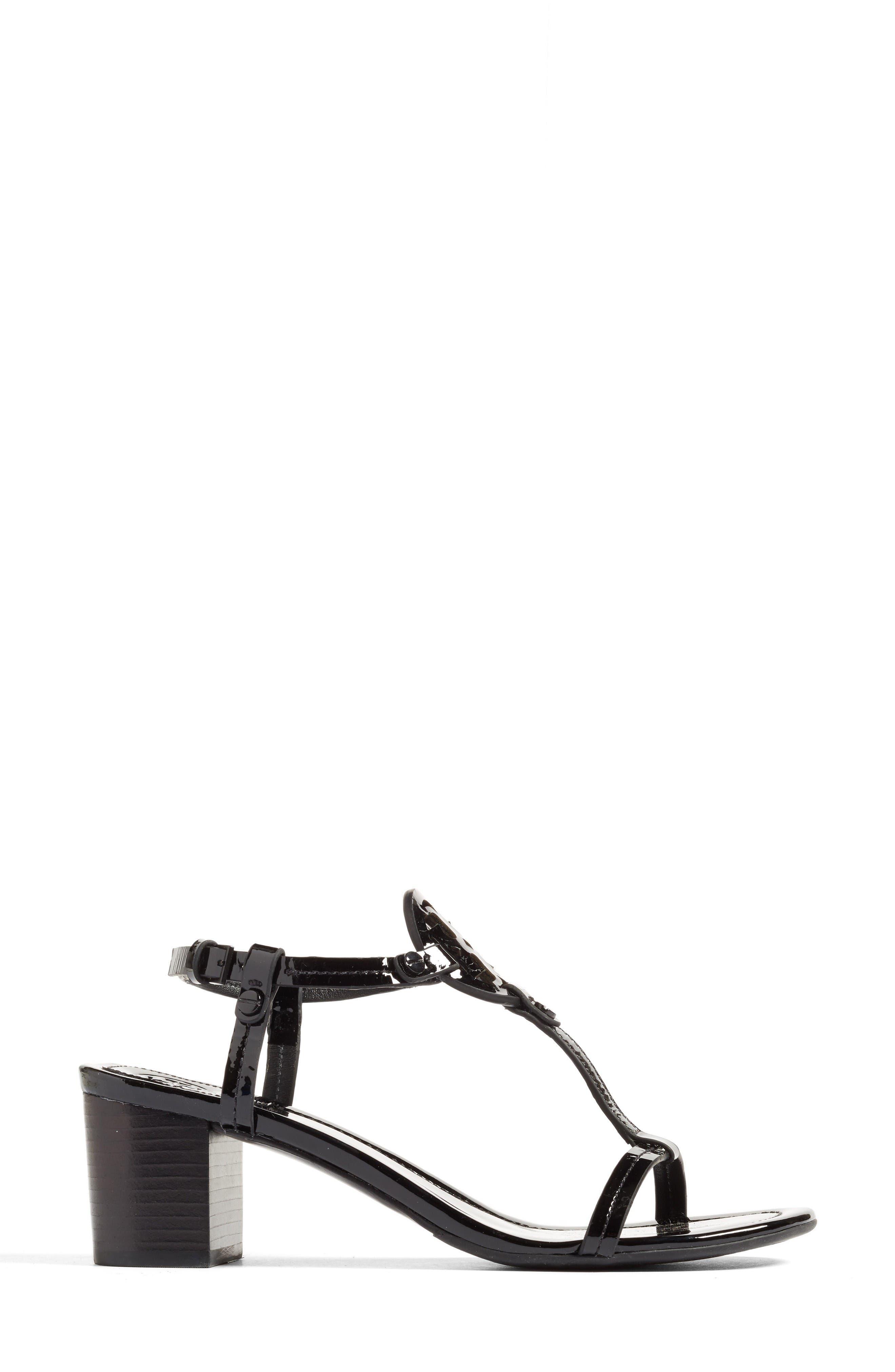 Alternate Image 4  - Tory Burch Miller Block Heel Sandal (Women)