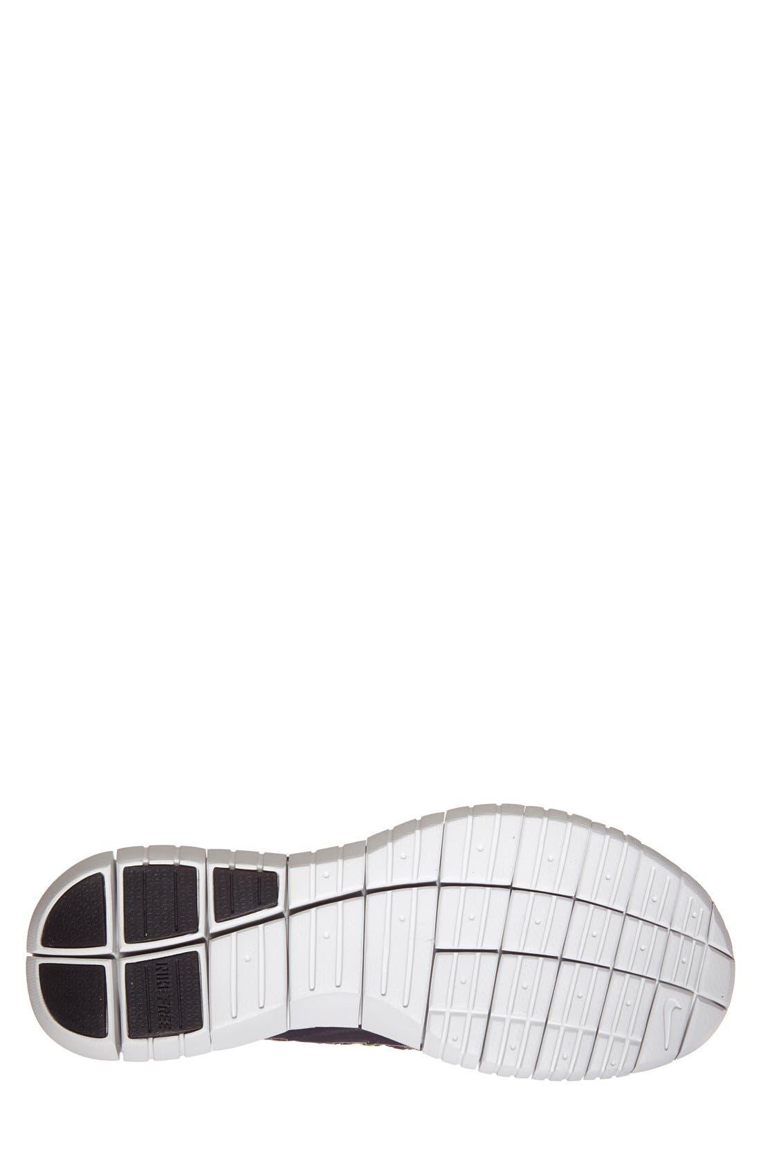 Alternate Image 4  - Nike 'Free Flyknit Chukka' Sneaker (Men)