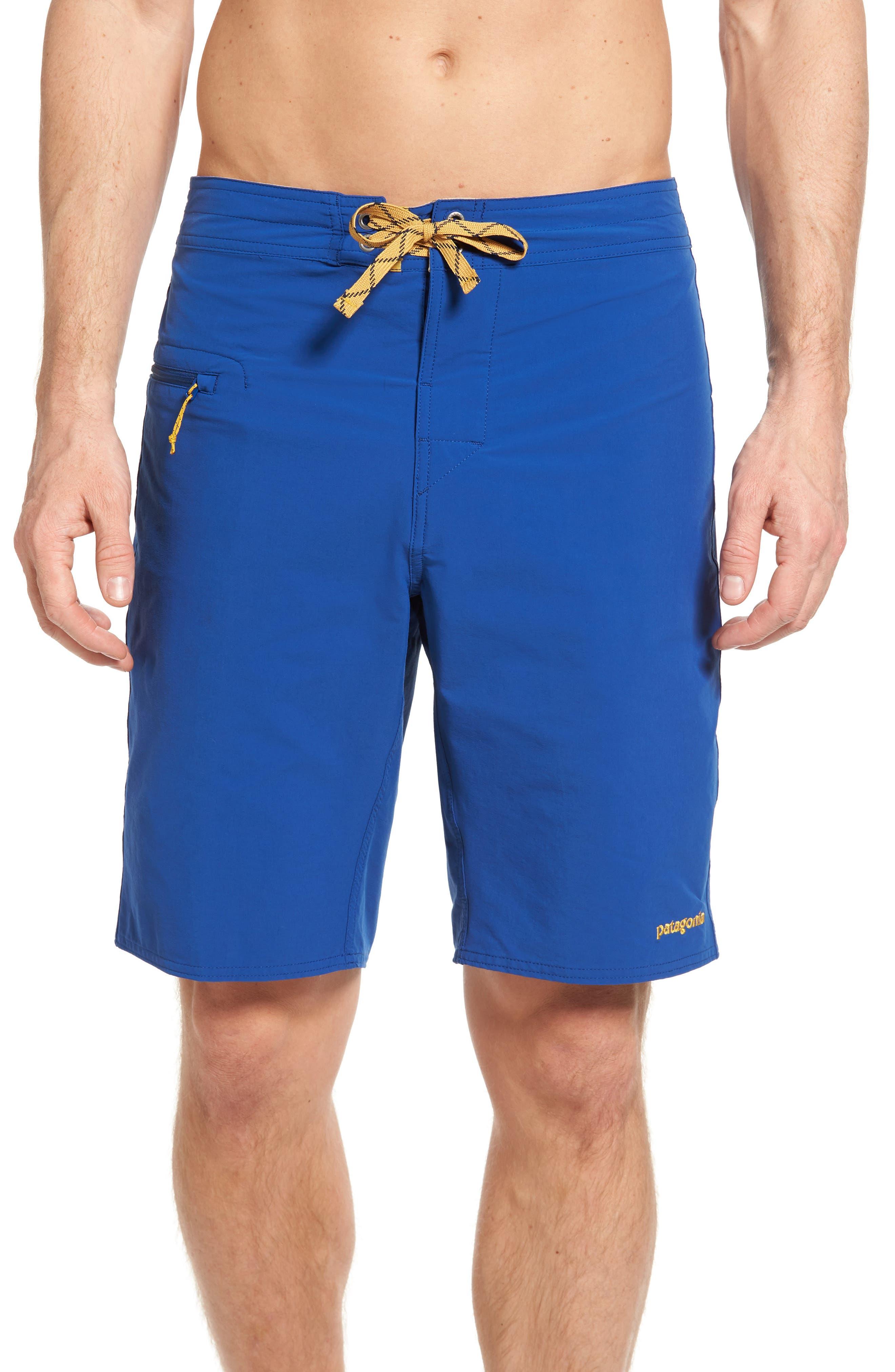 Wavefarer Board Shorts,                         Main,                         color, Blue
