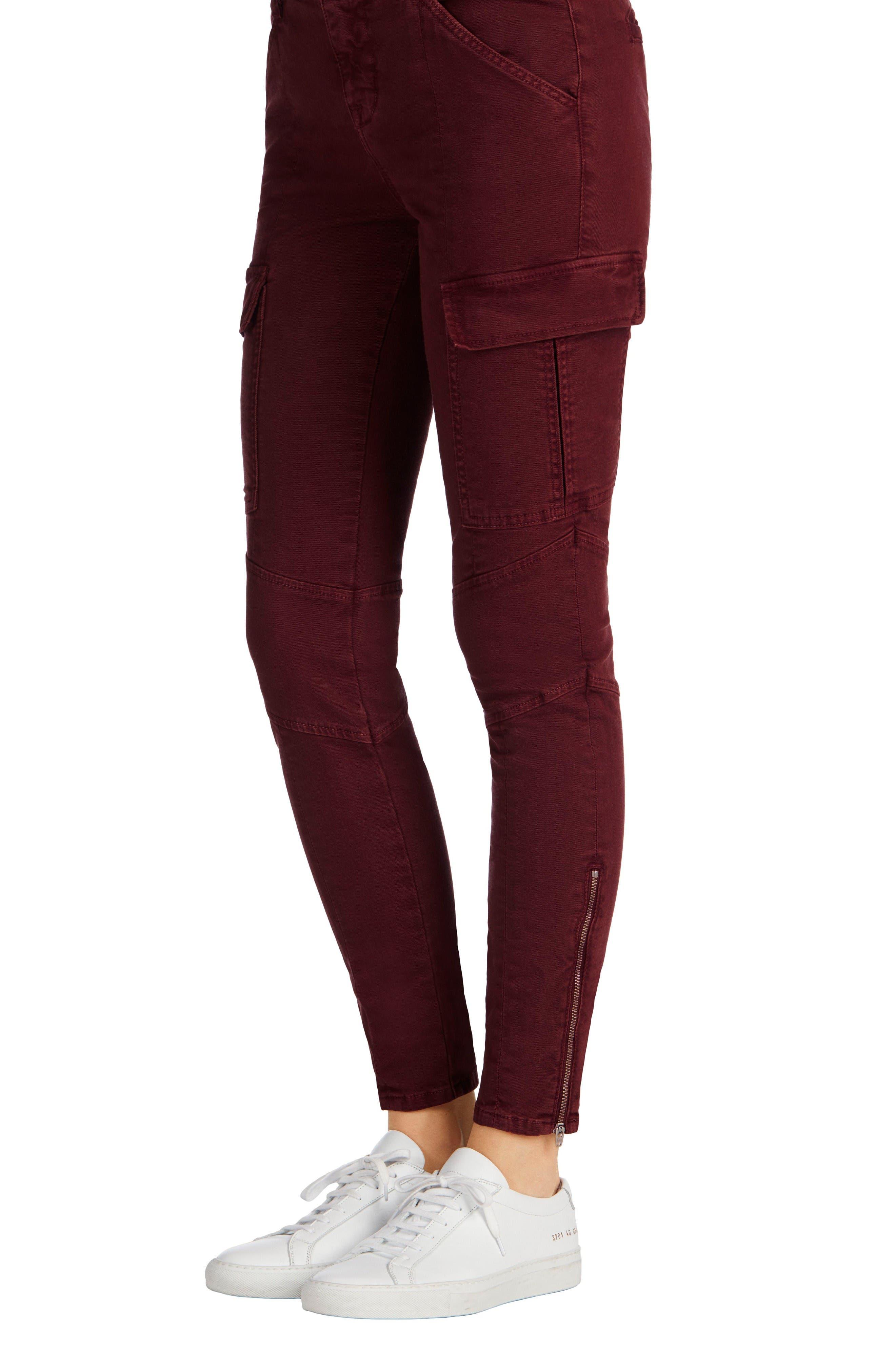 Alternate Image 3  - J Brand Houlihan Skinny Cargo Pants