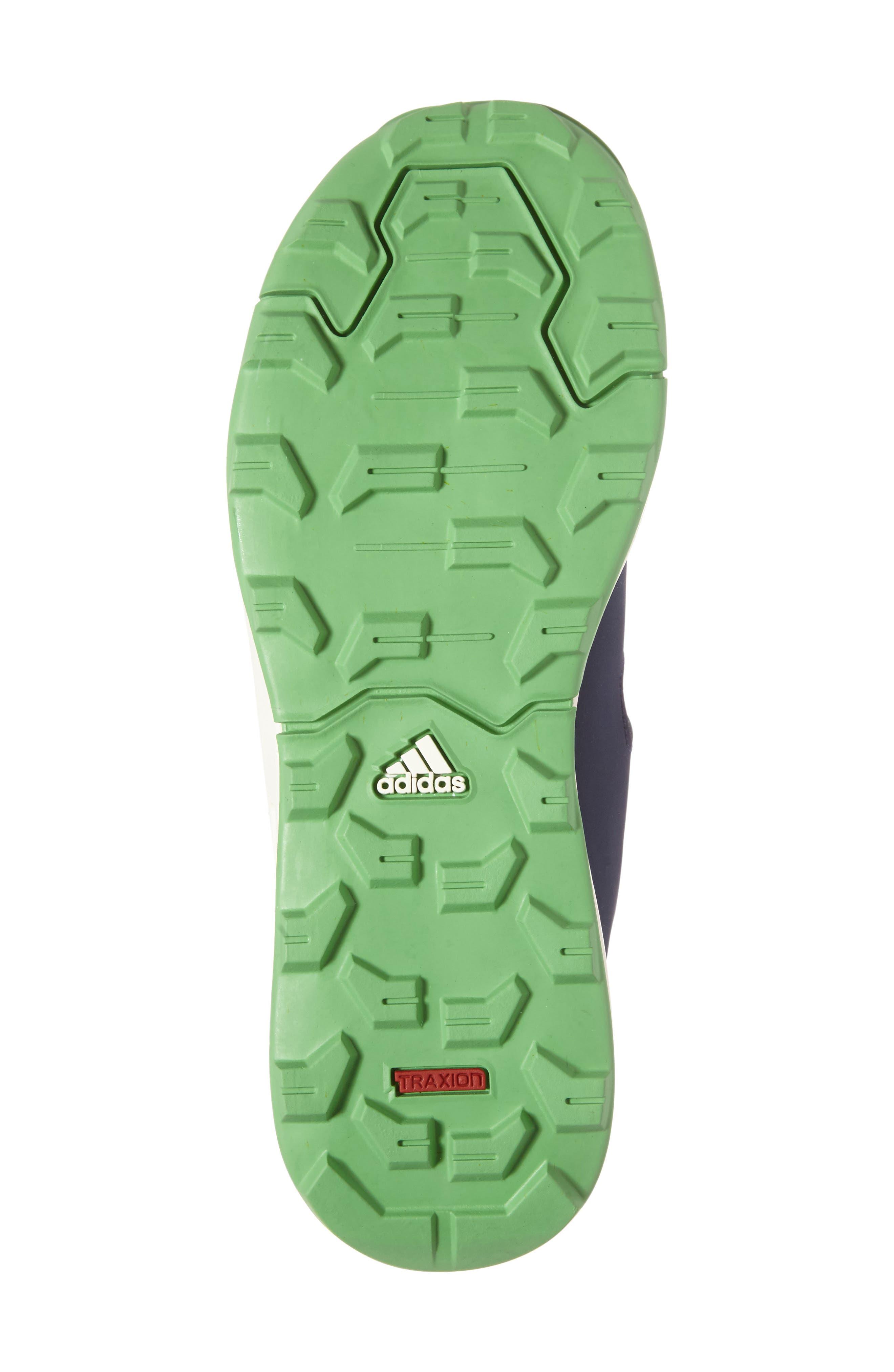 Alternate Image 4  - adidas Terrex Tivid Sneaker (Toddler, Little Kid & Big Kid)