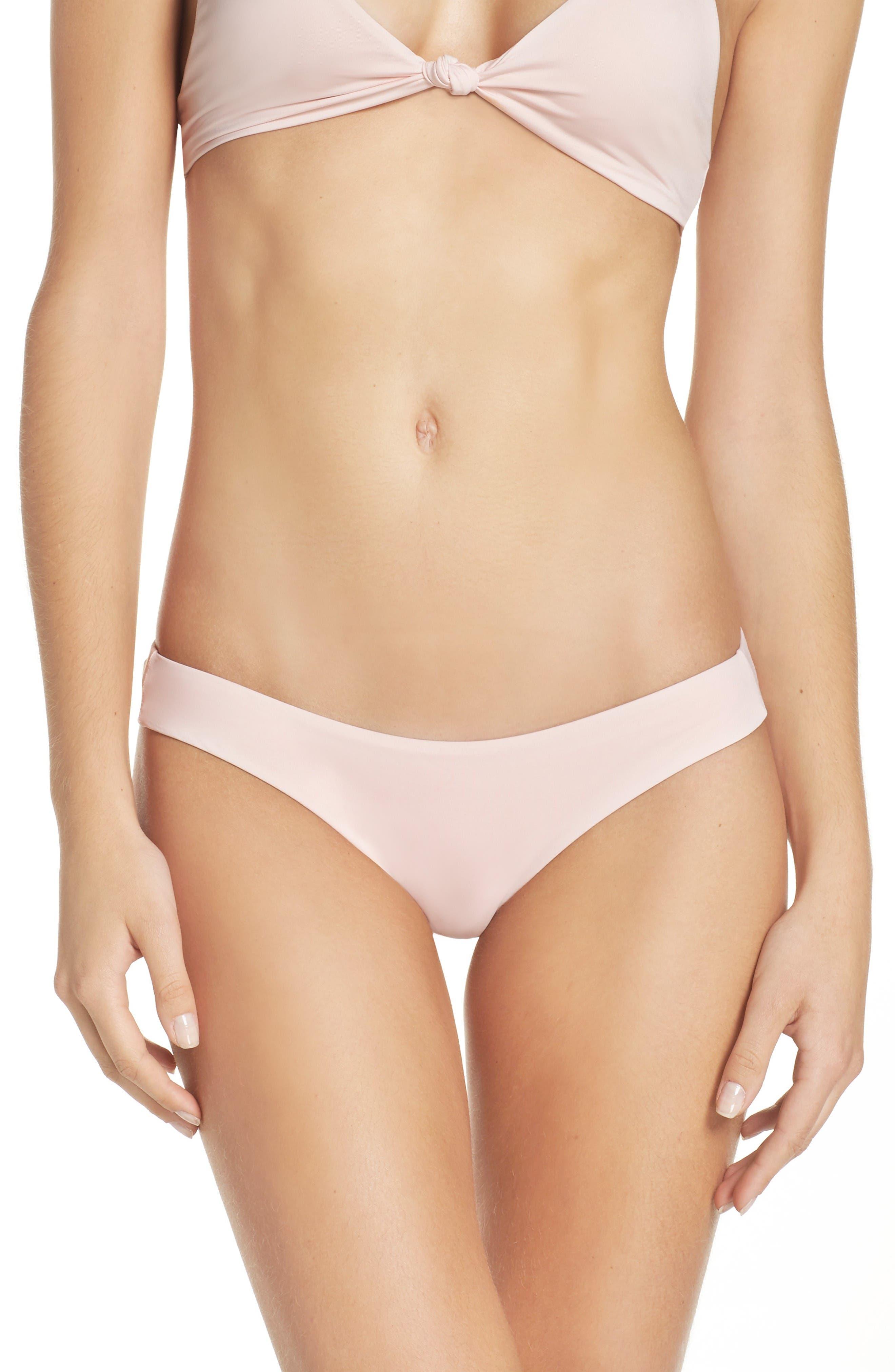 Alternate Image 2  - Frankies Bikinis Marina Bikini Bottoms