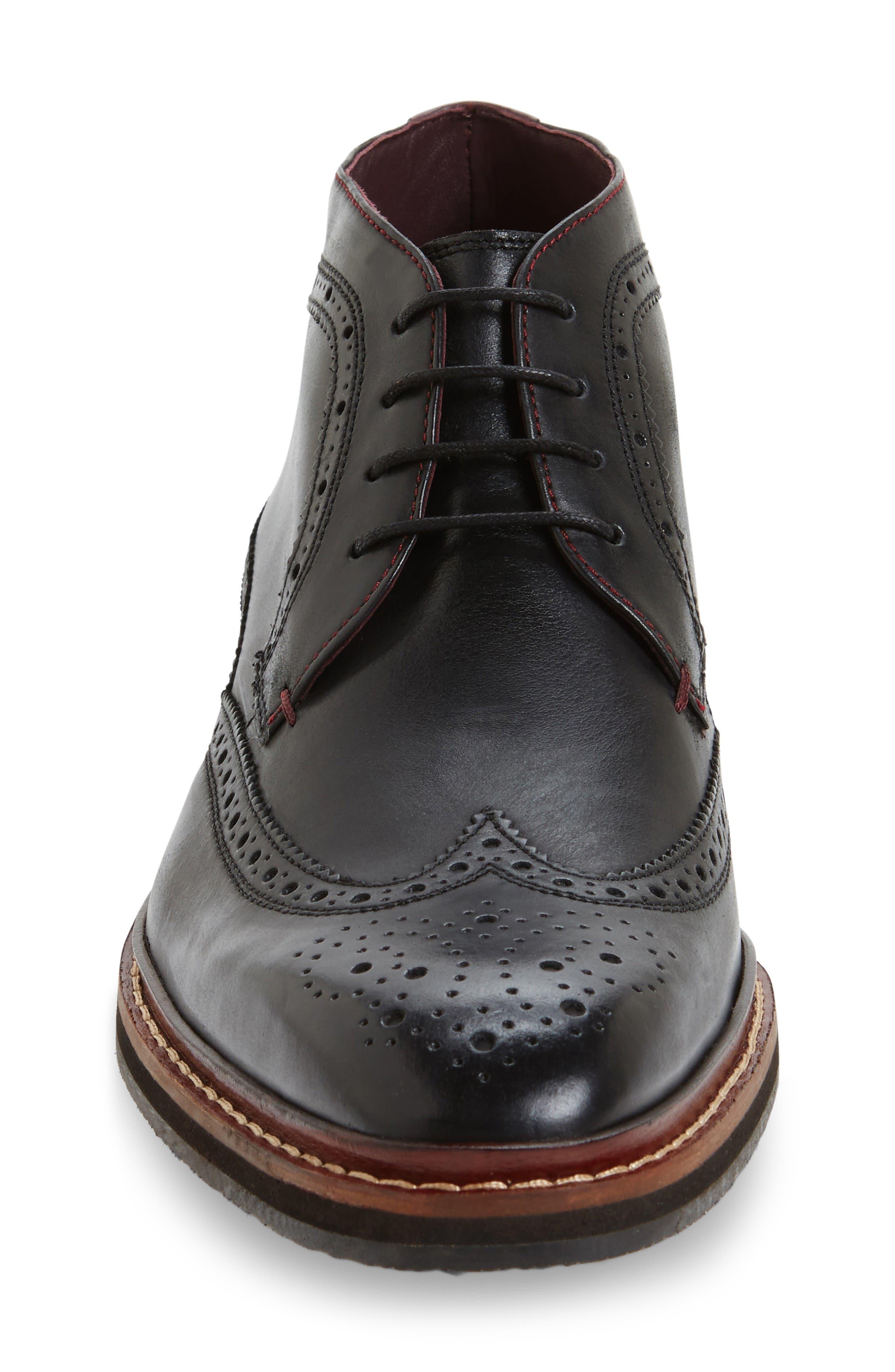 Alternate Image 3  - Ted Baker London Cinika Wingtip Chukka Boot (Men)