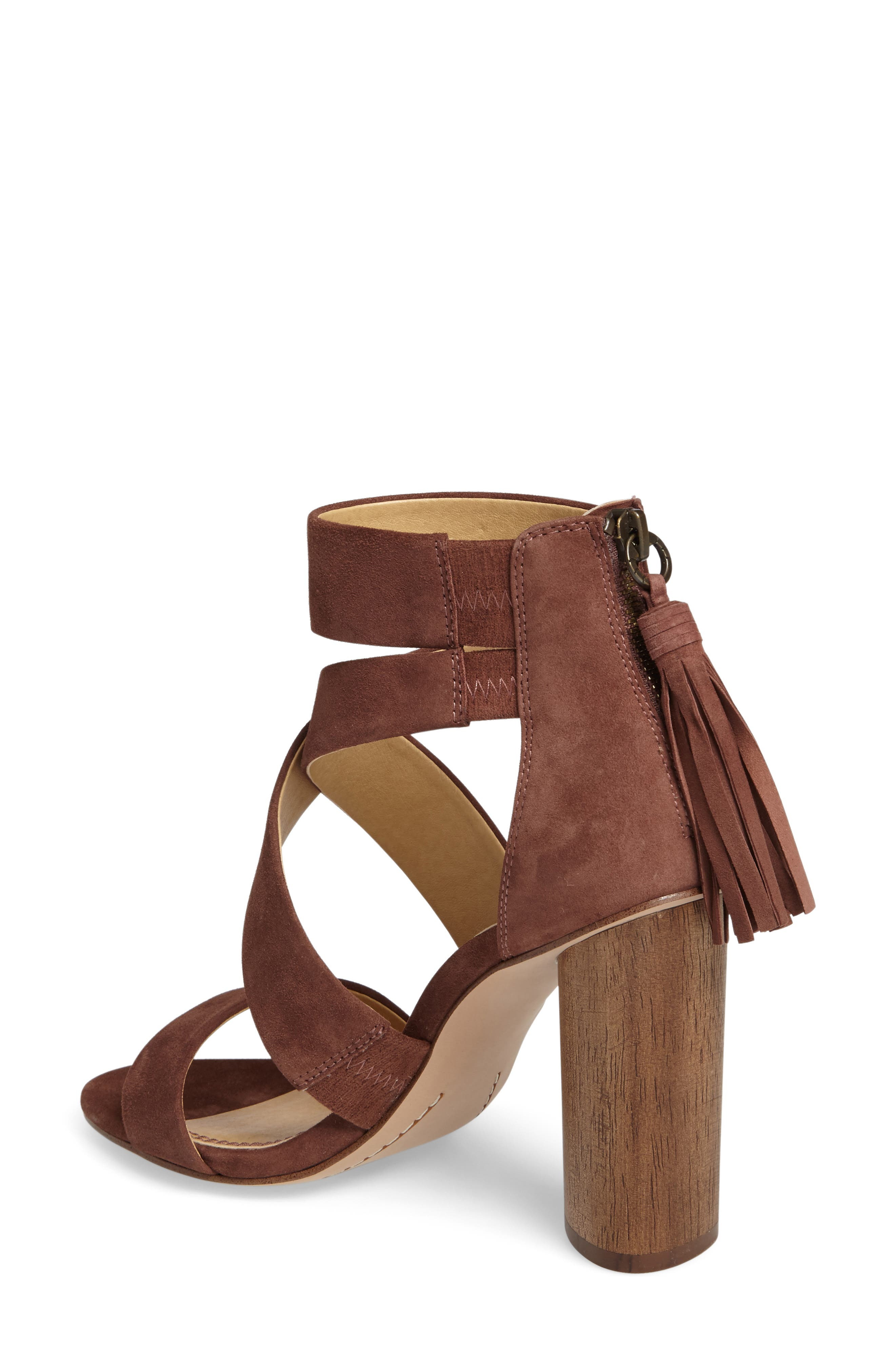 Alternate Image 2  - Splendid Jara Statement Heel Sandal (Women)