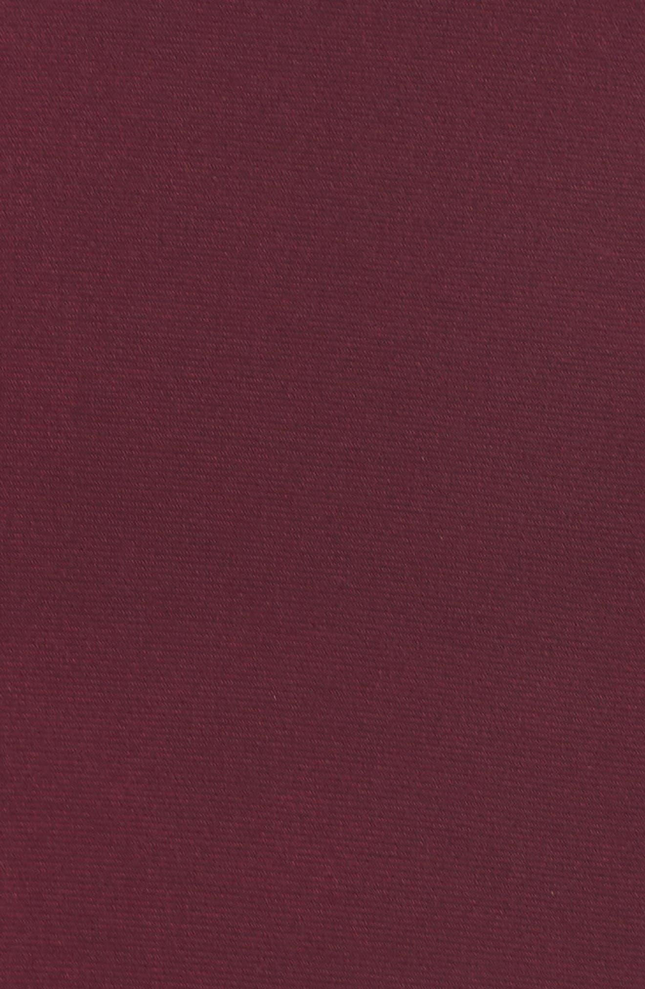 Alternate Image 5  - Xscape Jersey Cutout Bodice Gown (Regular & Petite)