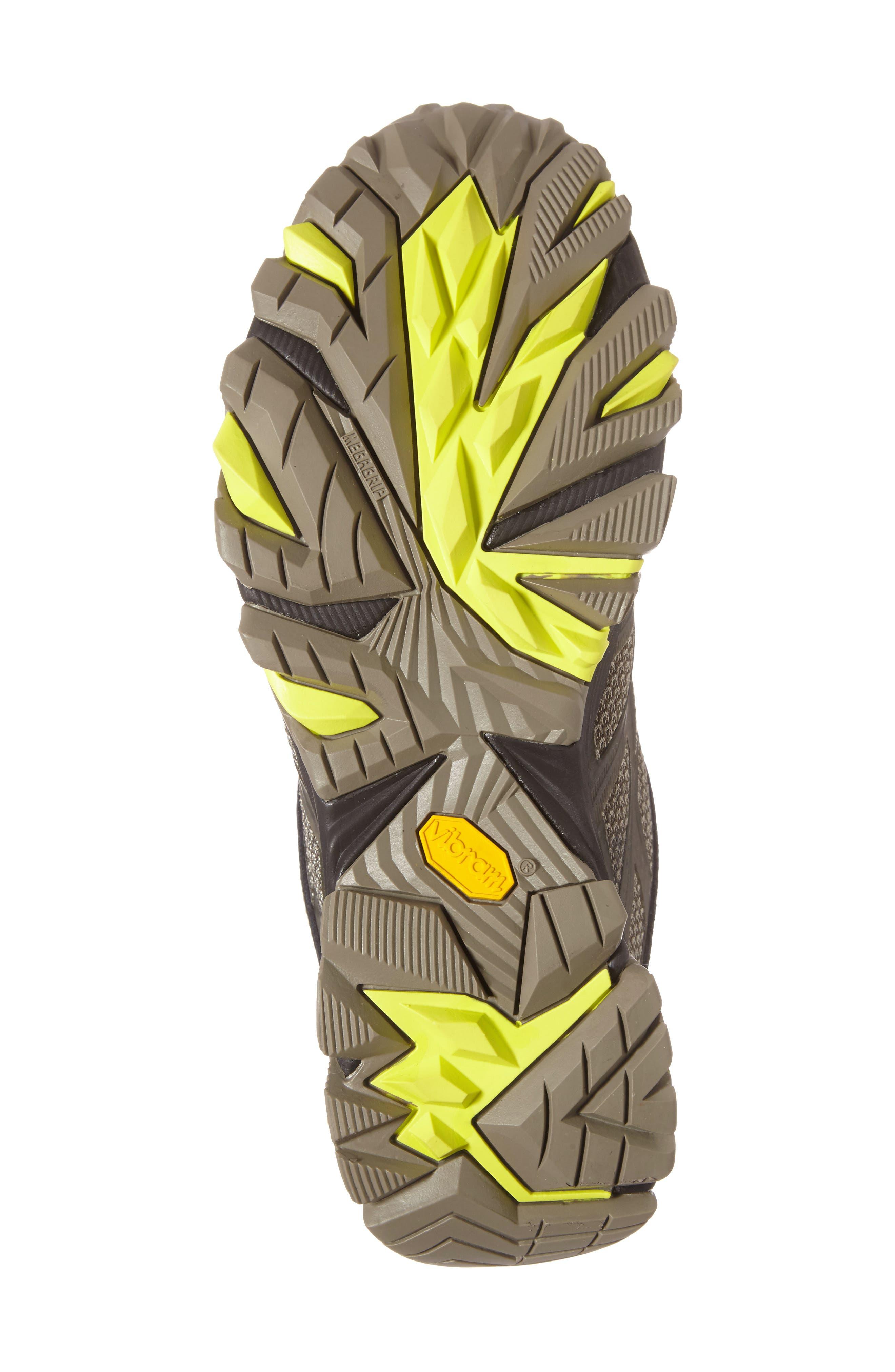 Alternate Image 4  - Merrell Moab FST Waterproof Hiking Shoe (Men)