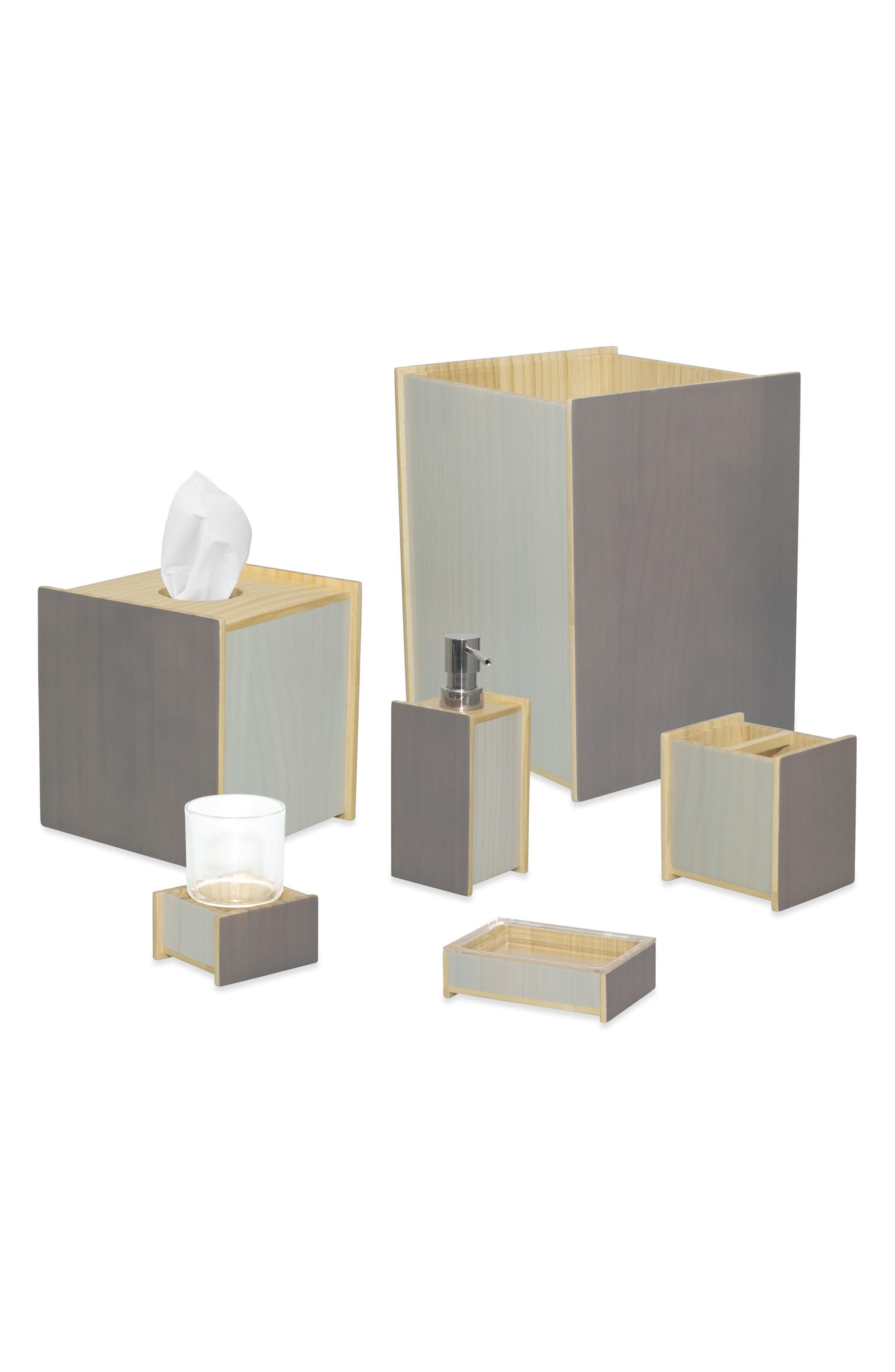 Alternate Image 2  - DKNY Hue Tissue Box Cover