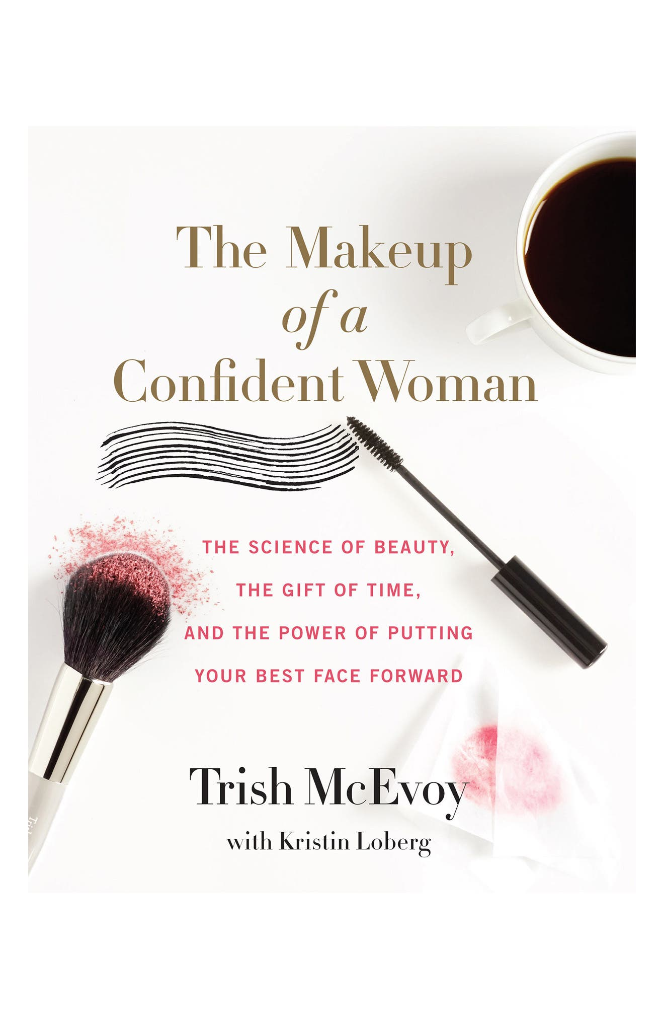 The Makeup of a Confident Woman Book,                             Alternate thumbnail 2, color,                             No Color