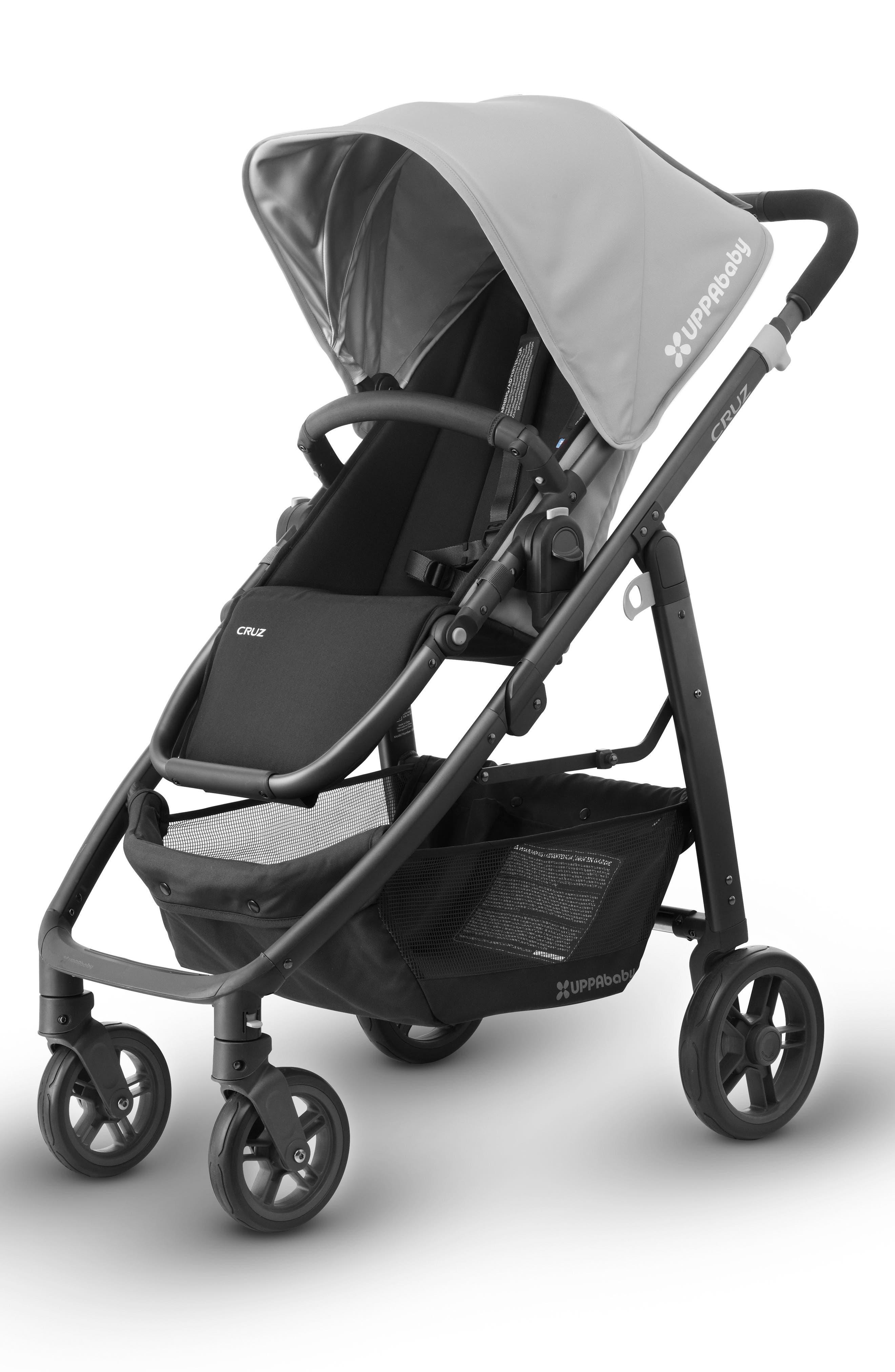 Alternate Image 1 Selected - UPPAbaby 2017 CRUZ Aluminum Frame Stroller