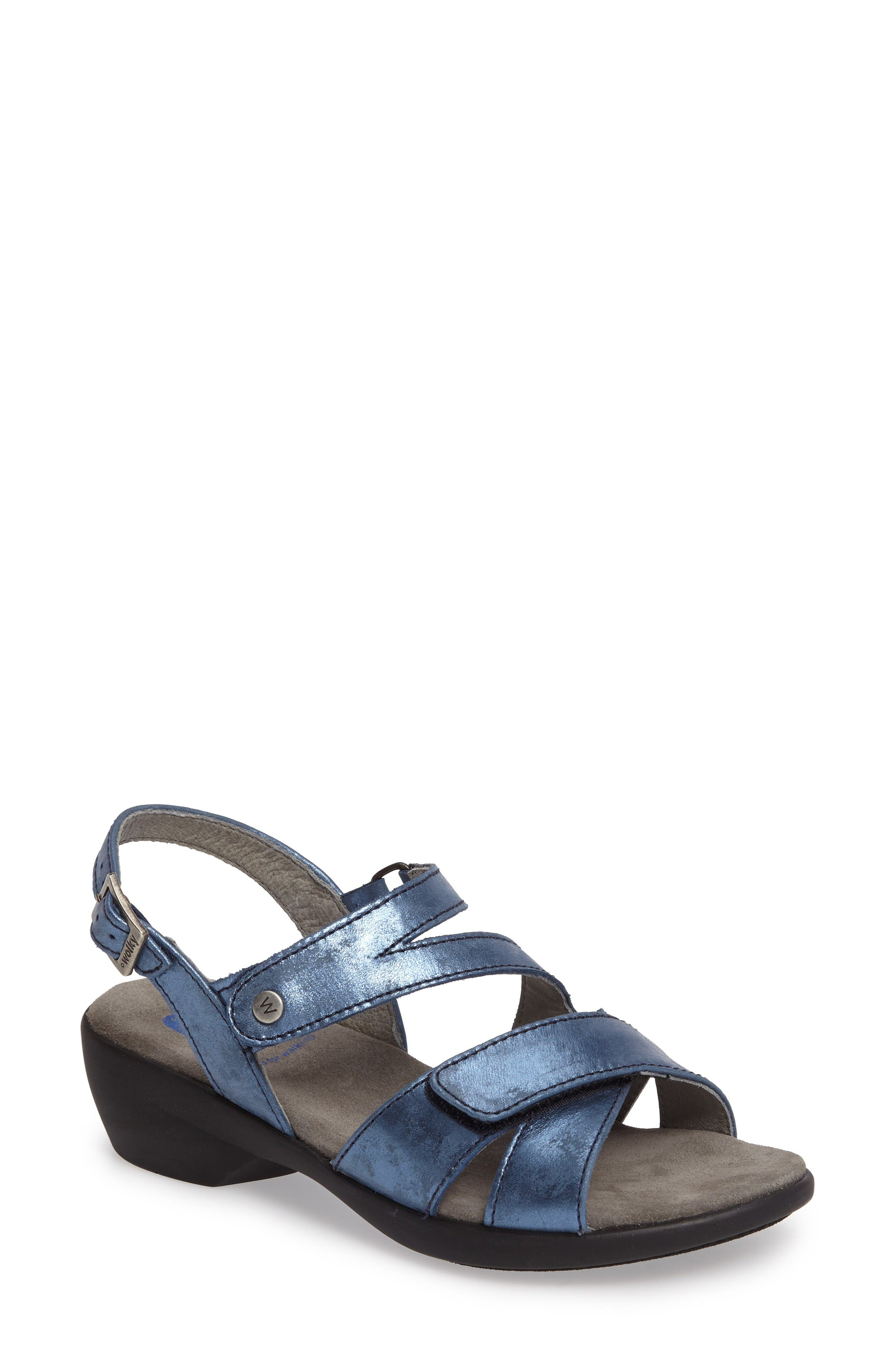 Alternate Image 1 Selected - Wolky Fria Sandal (Women)