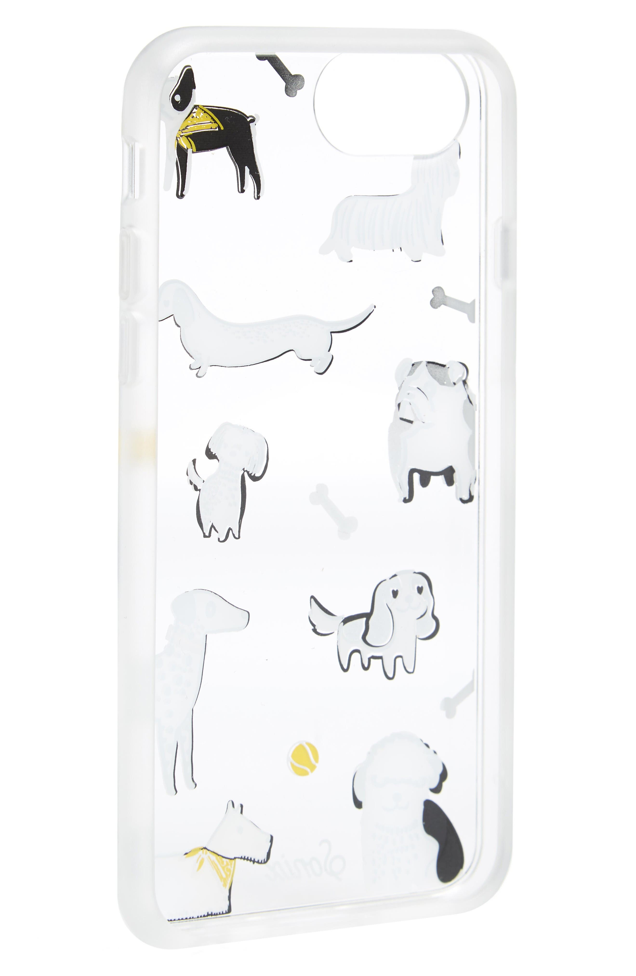 Alternate Image 2  - Sonix Puppy Love iPhone 6/7 & 6/7 Plus Case (Nordstrom Exclusive)