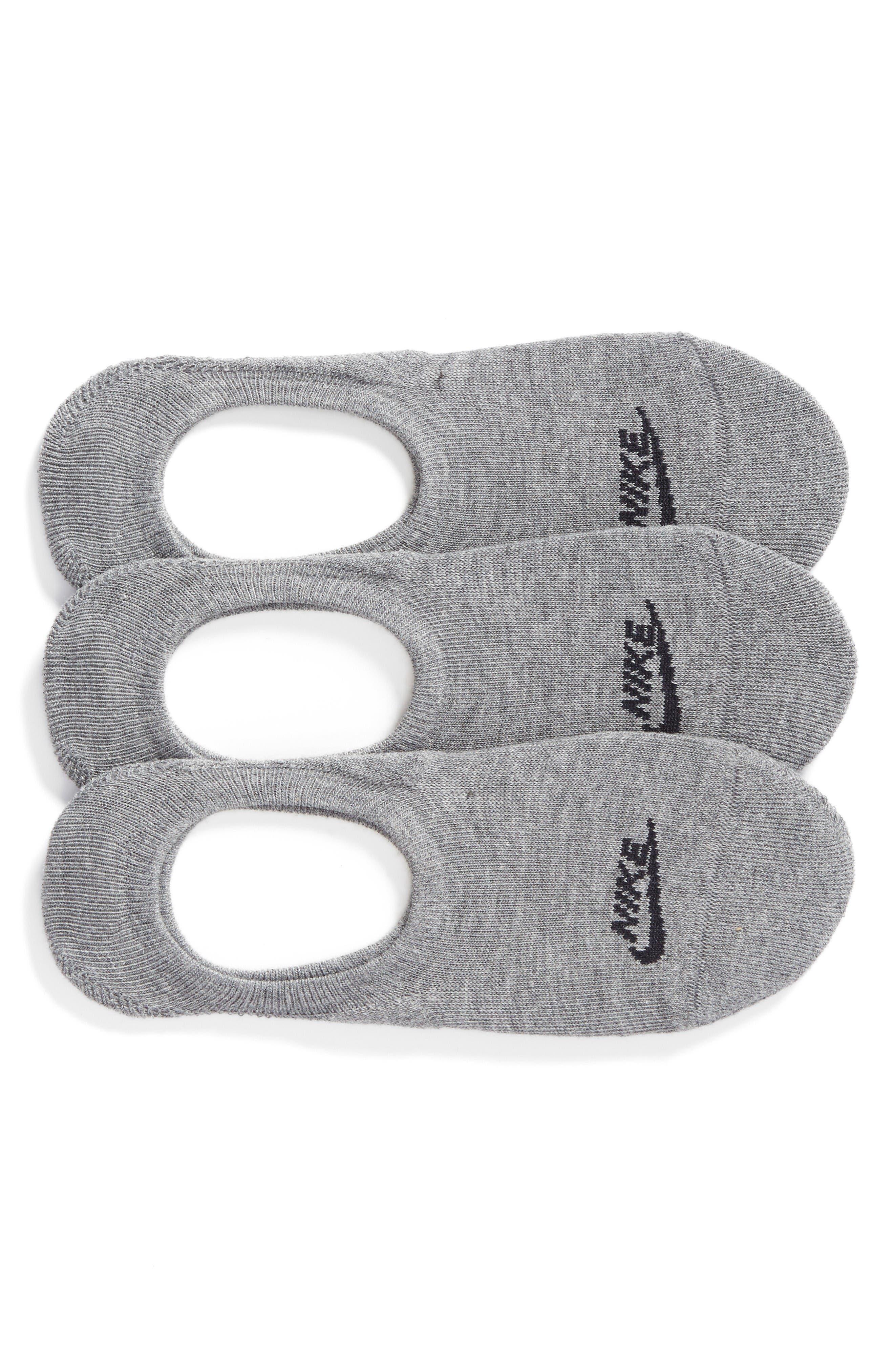 Nike 3-Pack No-Show Training Socks