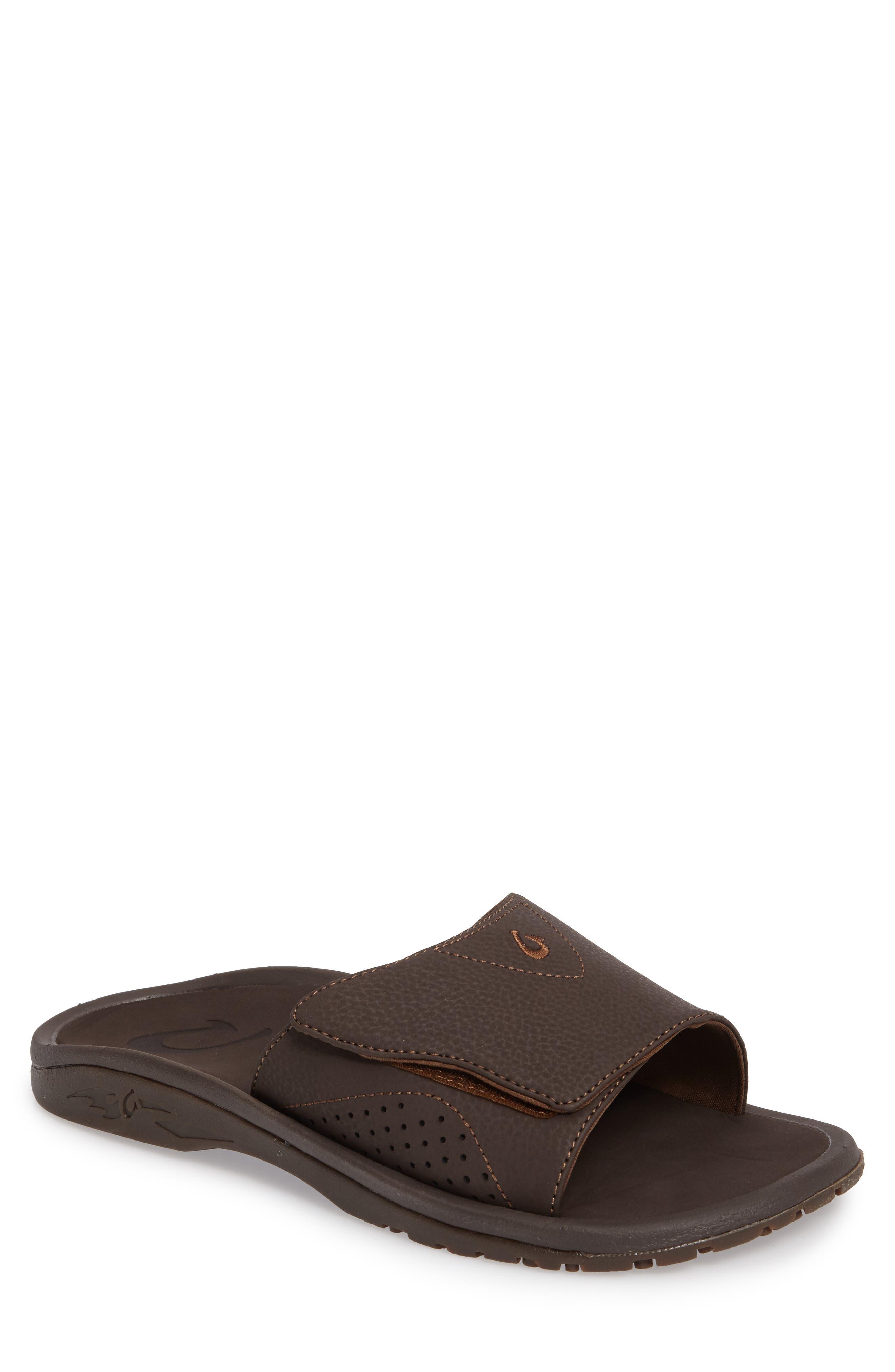 OluKai Nalu Slide Sandal (Men)