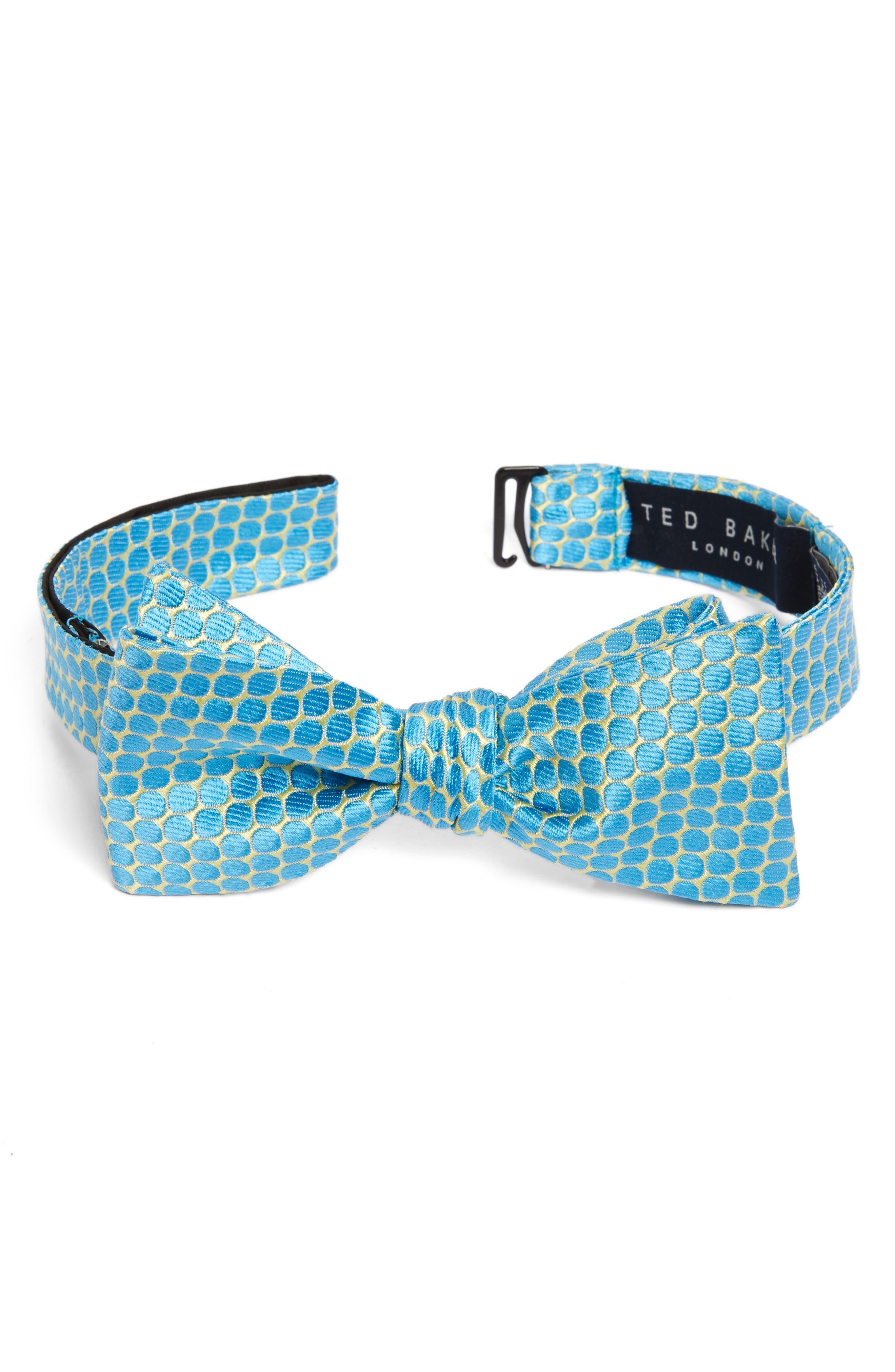 TED BAKER LONDON Microdot Silk Tie