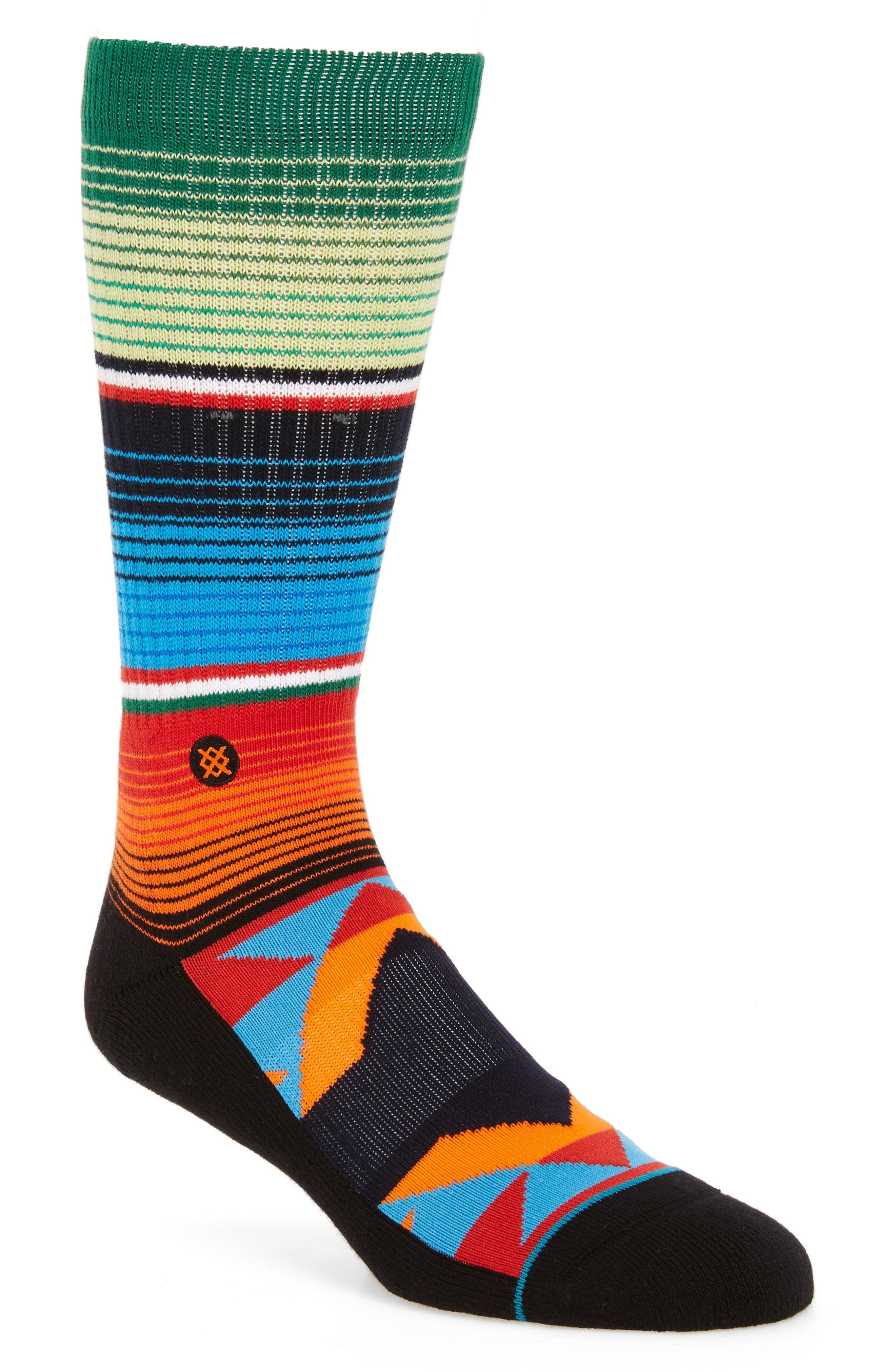 Alternate Image 1 Selected - Stance San Blas Crew Socks