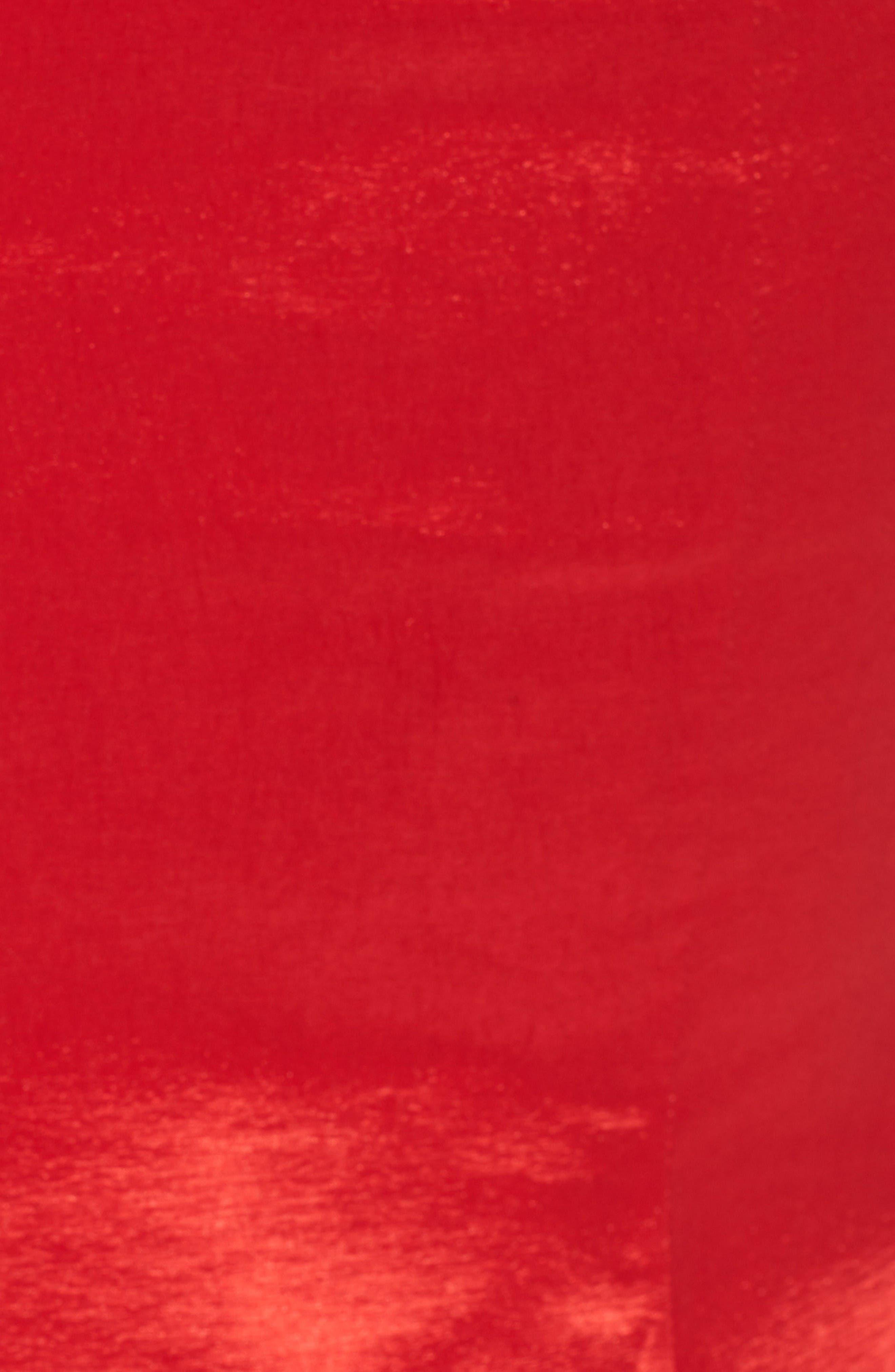 Alternate Image 5  - Mac Duggal Beaded Bustier Peplum Gown (Plus Size)
