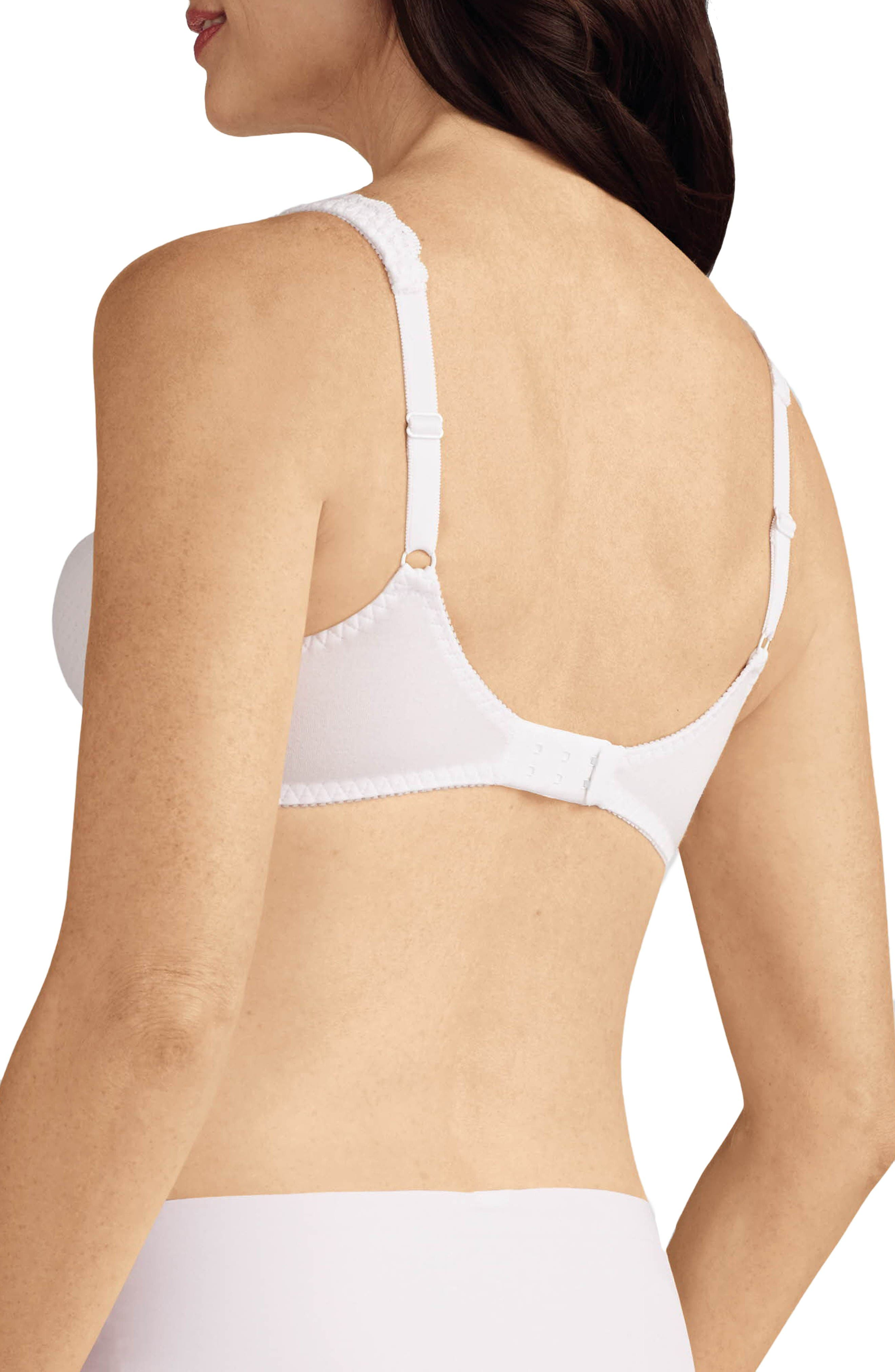 Alternate Image 2  - AMOENA Jasmin Soft Cup Bra