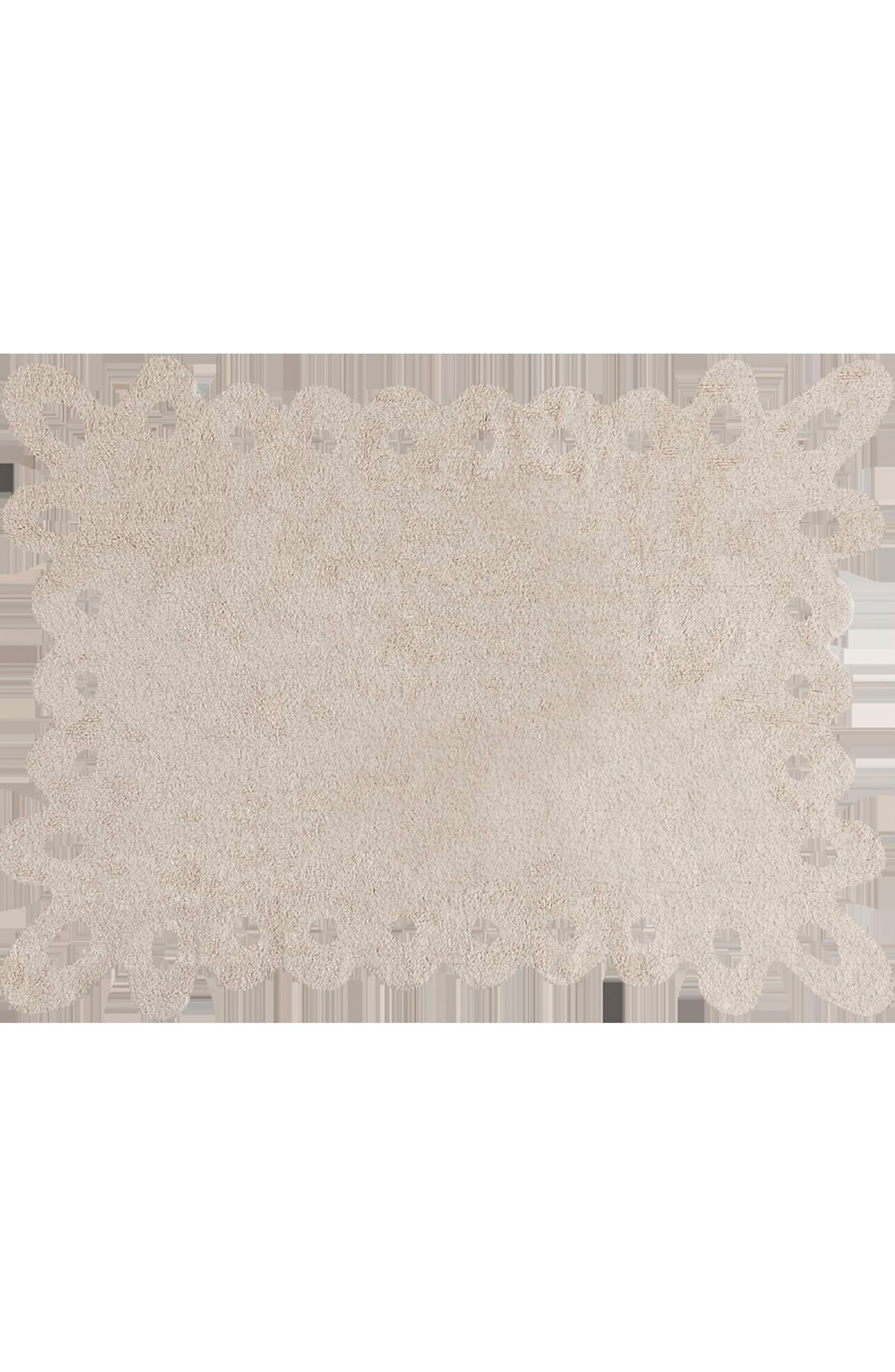 Alternate Image 1 Selected - Lorena Canals Lace Rug