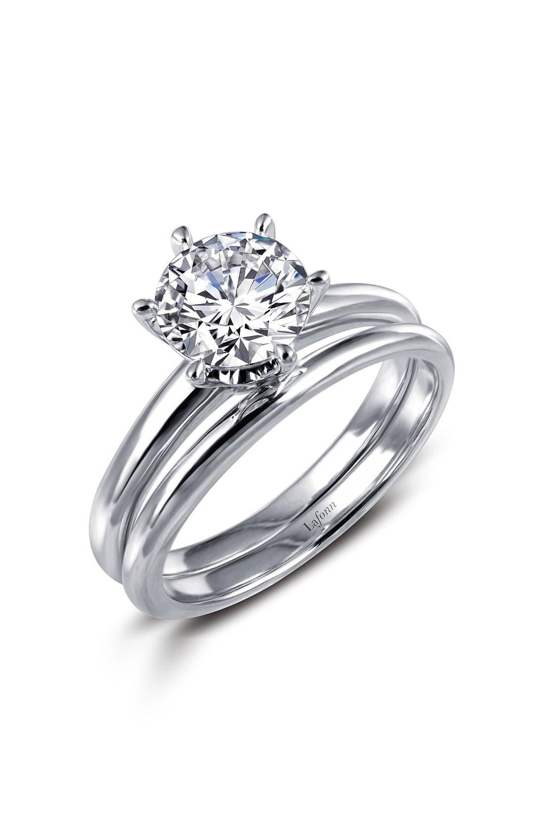 Lafonn Simulated Diamond Ring