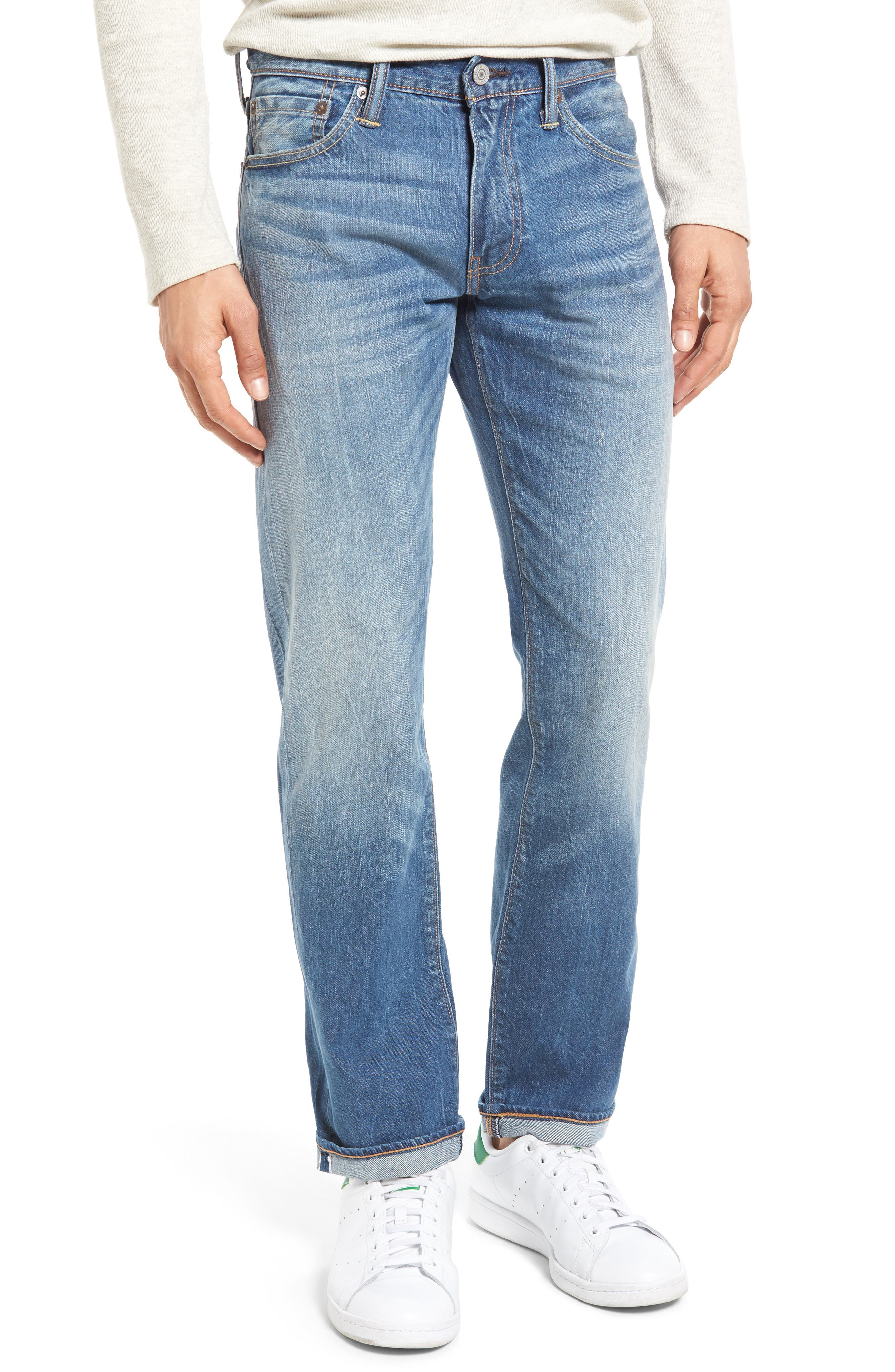 Levi's® 511™ Slim Fit Jeans (Selvedge Fender)