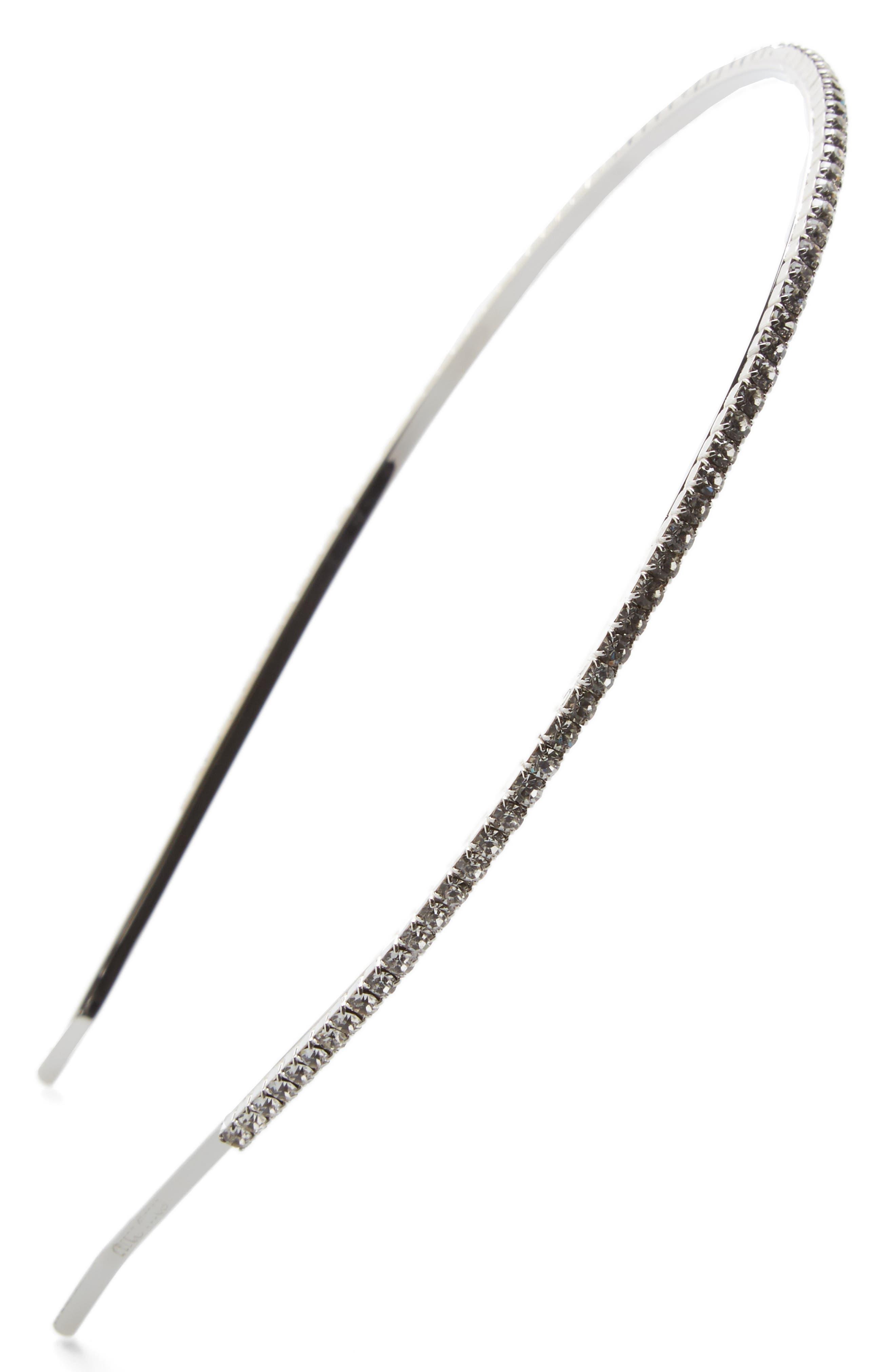 MIU MIU Swarovski Crystal Headband