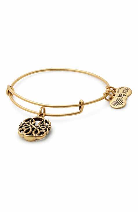 Alex And Ani Path Of Life Adjule Wire Bangle Nordstrom Exclusive