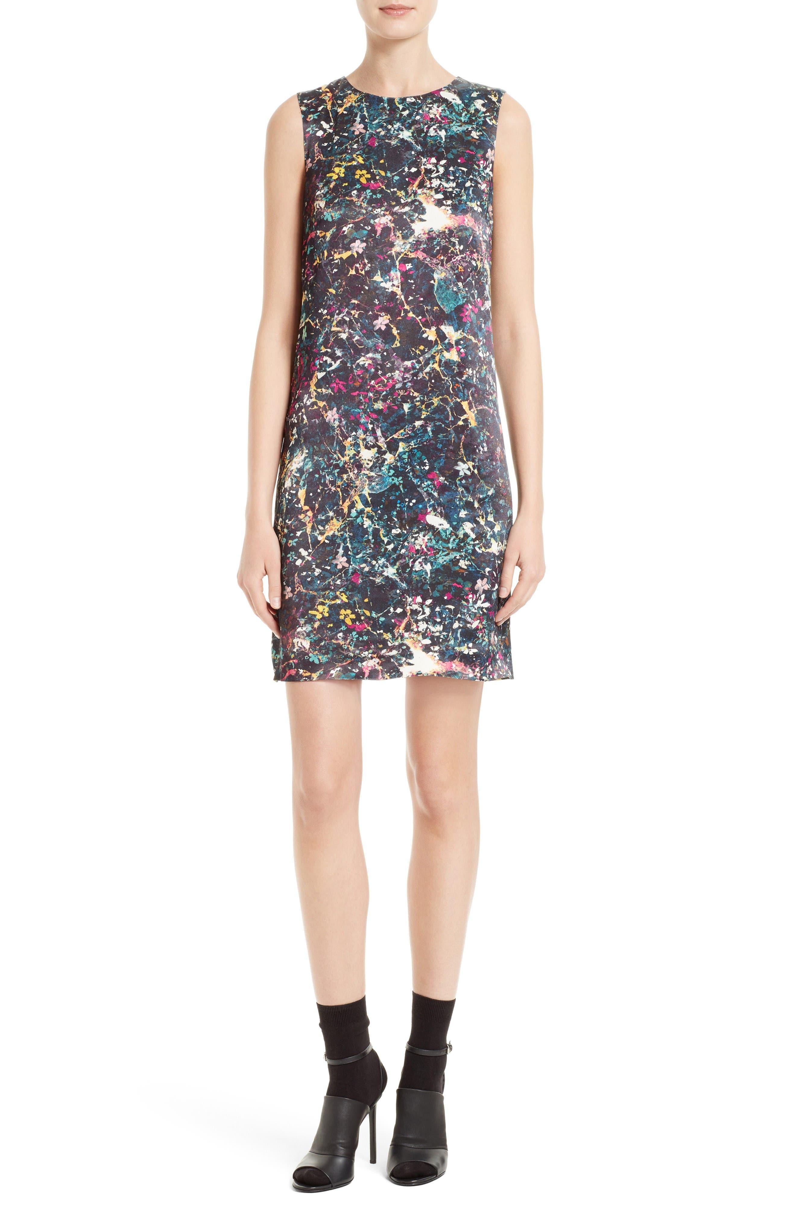 Main Image - M Missoni Floral Print Sheath Dress