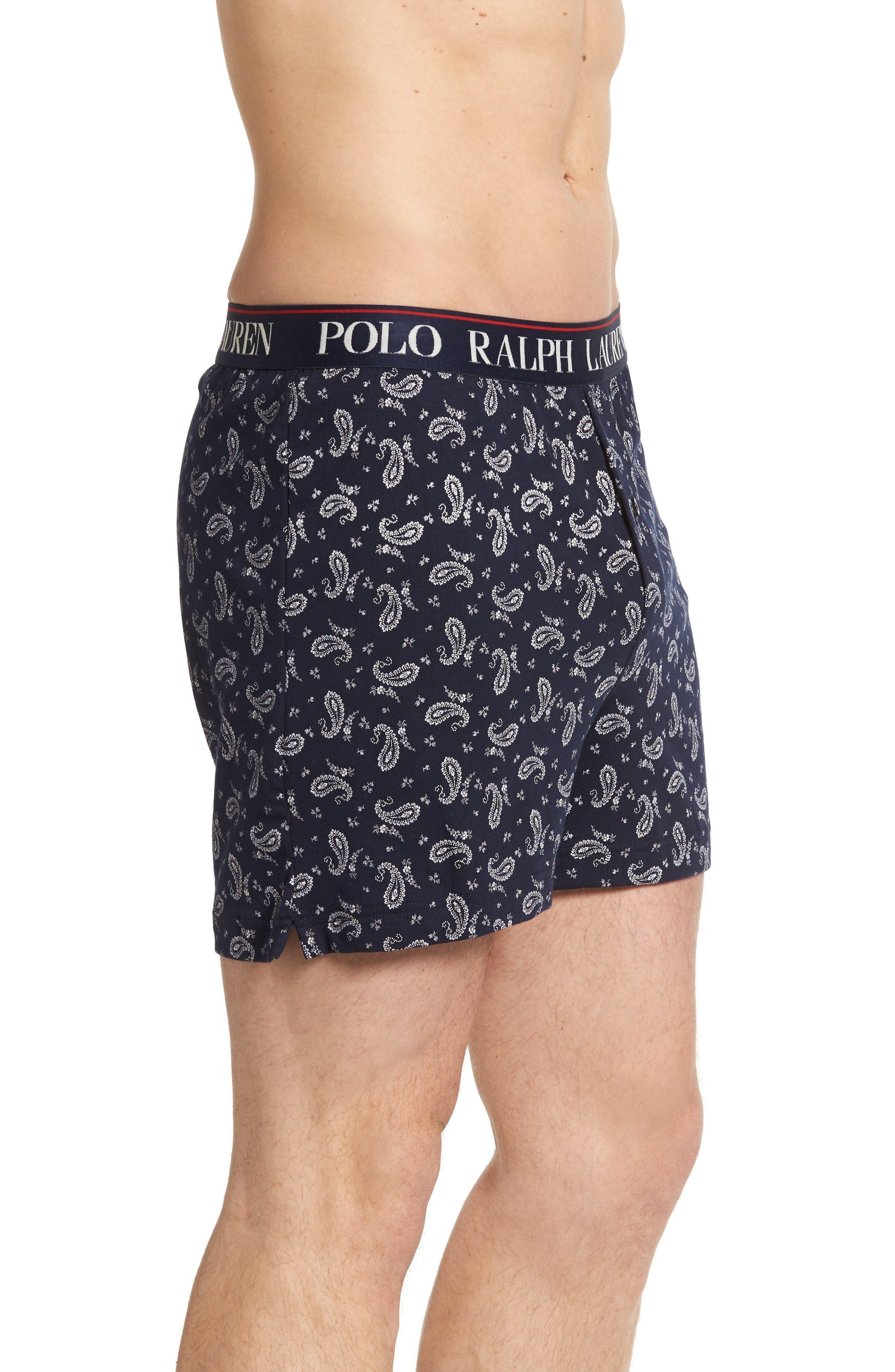 Alternate Image 3  - Polo Ralph Lauren Cotton & Modal Boxers