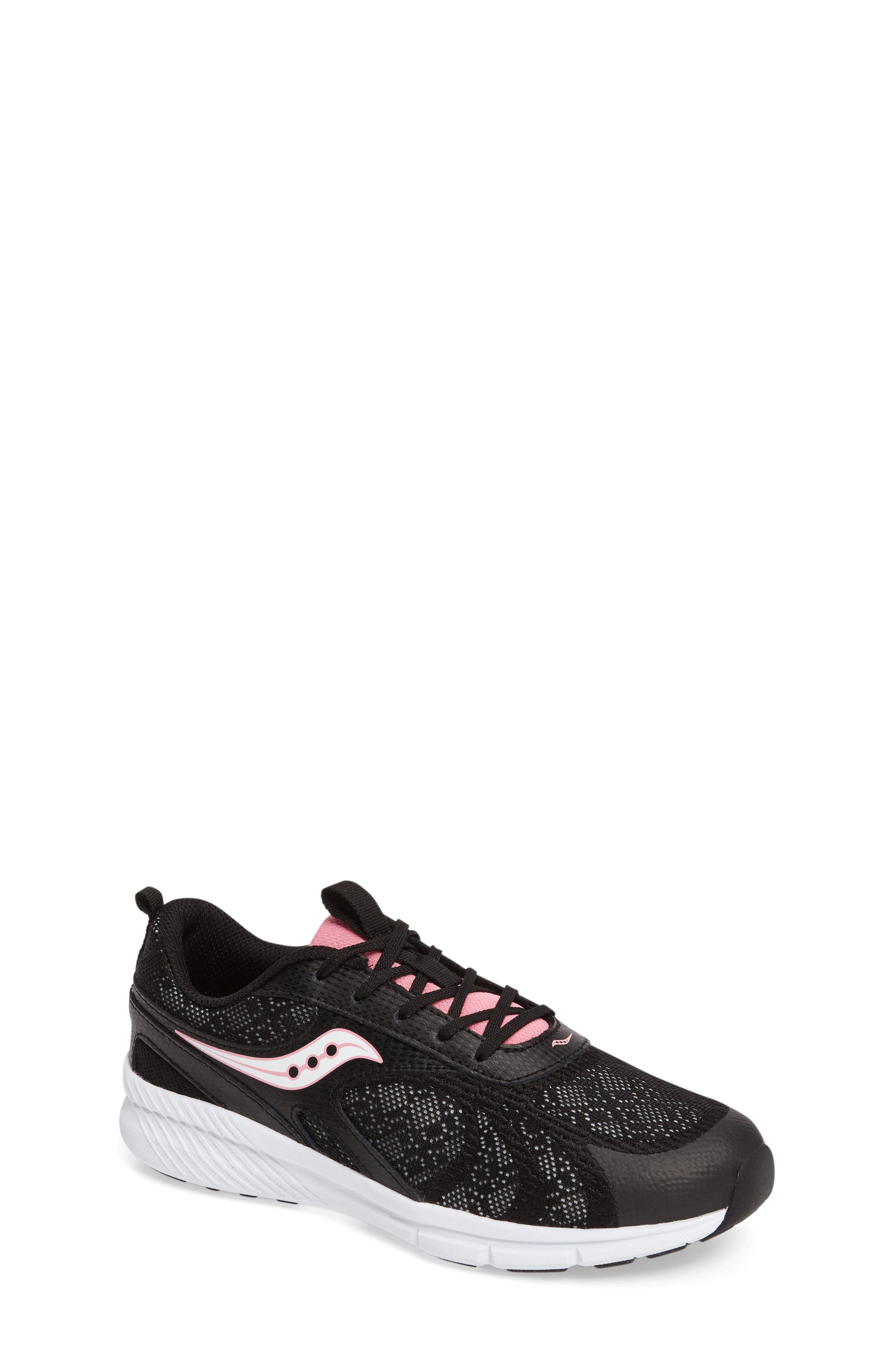 Alternate Image 1 Selected - Saucony Velocity Sneaker (Toddler, Little Kid & Big Kid)