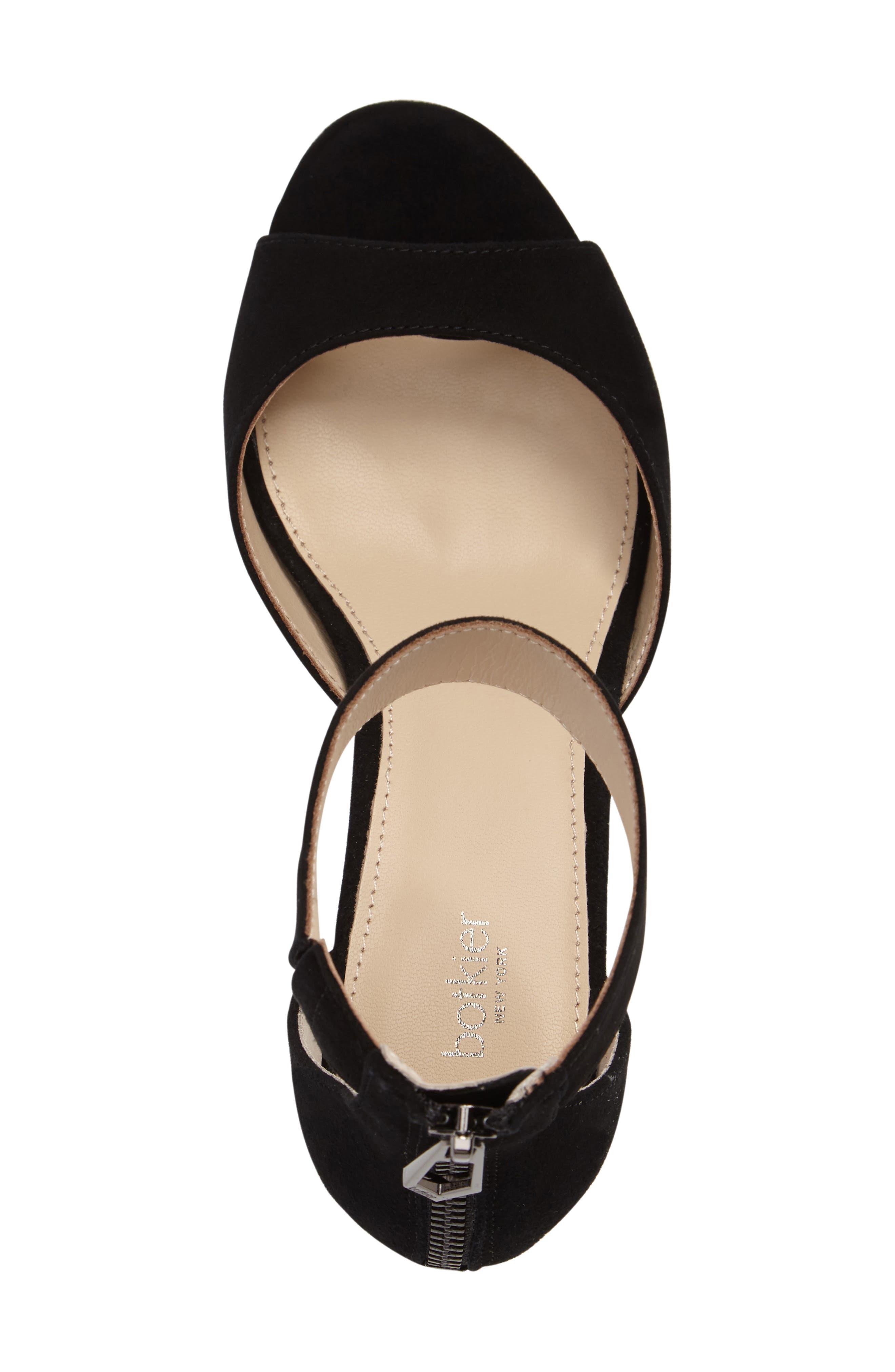 Alternate Image 3  - Botkier Pilar Ankle Strap Sandal (Women)