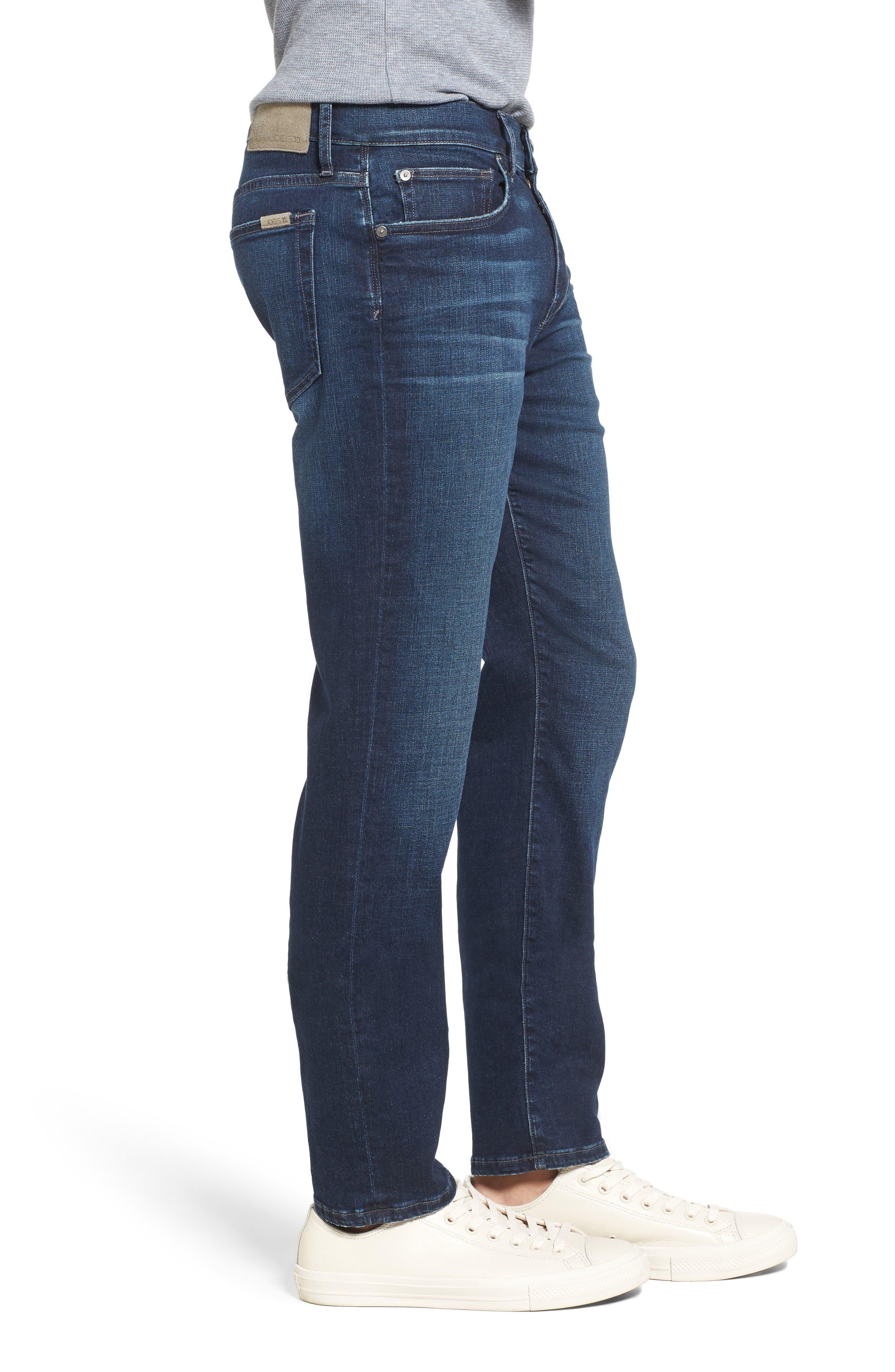 Kinetic Slim Fit Jeans,                             Alternate thumbnail 3, color,                             Aedan