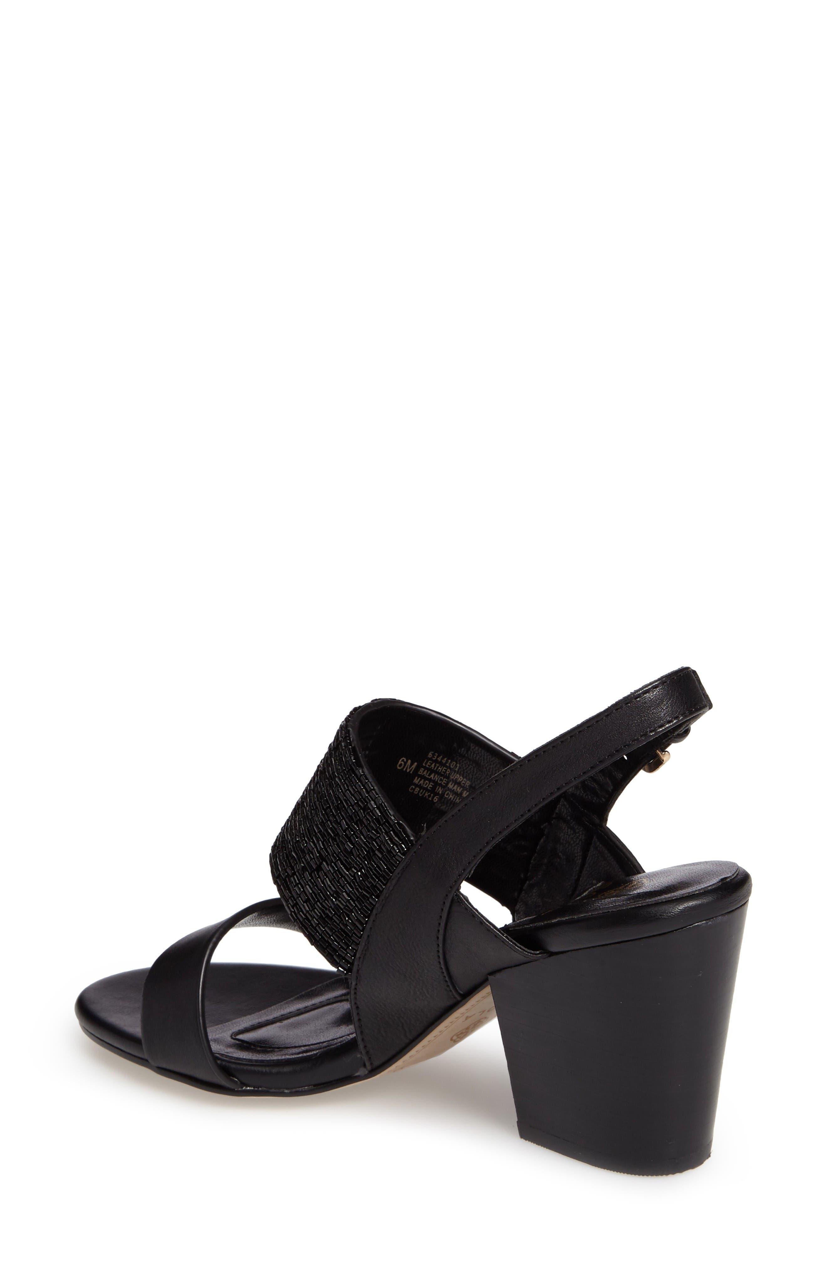 Alternate Image 2  - Isolá Lia Block Heel Sandal (Women)