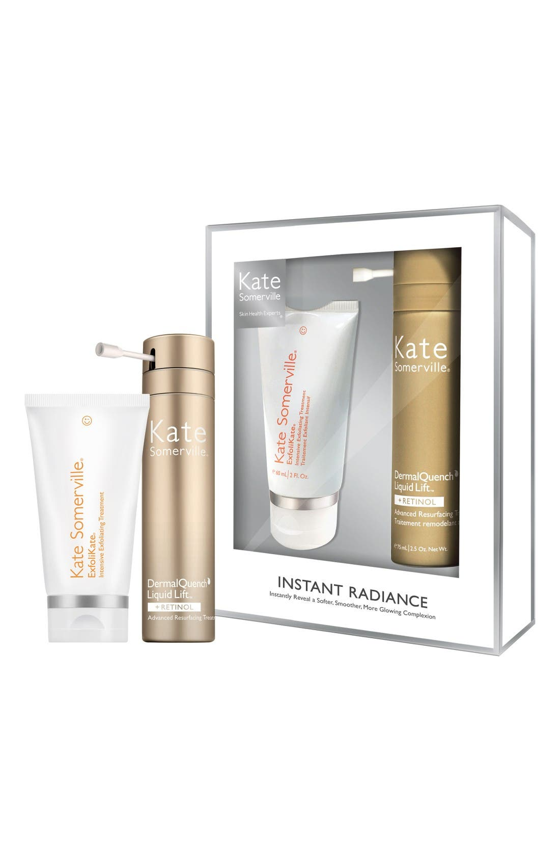 Alternate Image 1 Selected - Kate Somerville® Instant Radiance Kit ($183 Value)