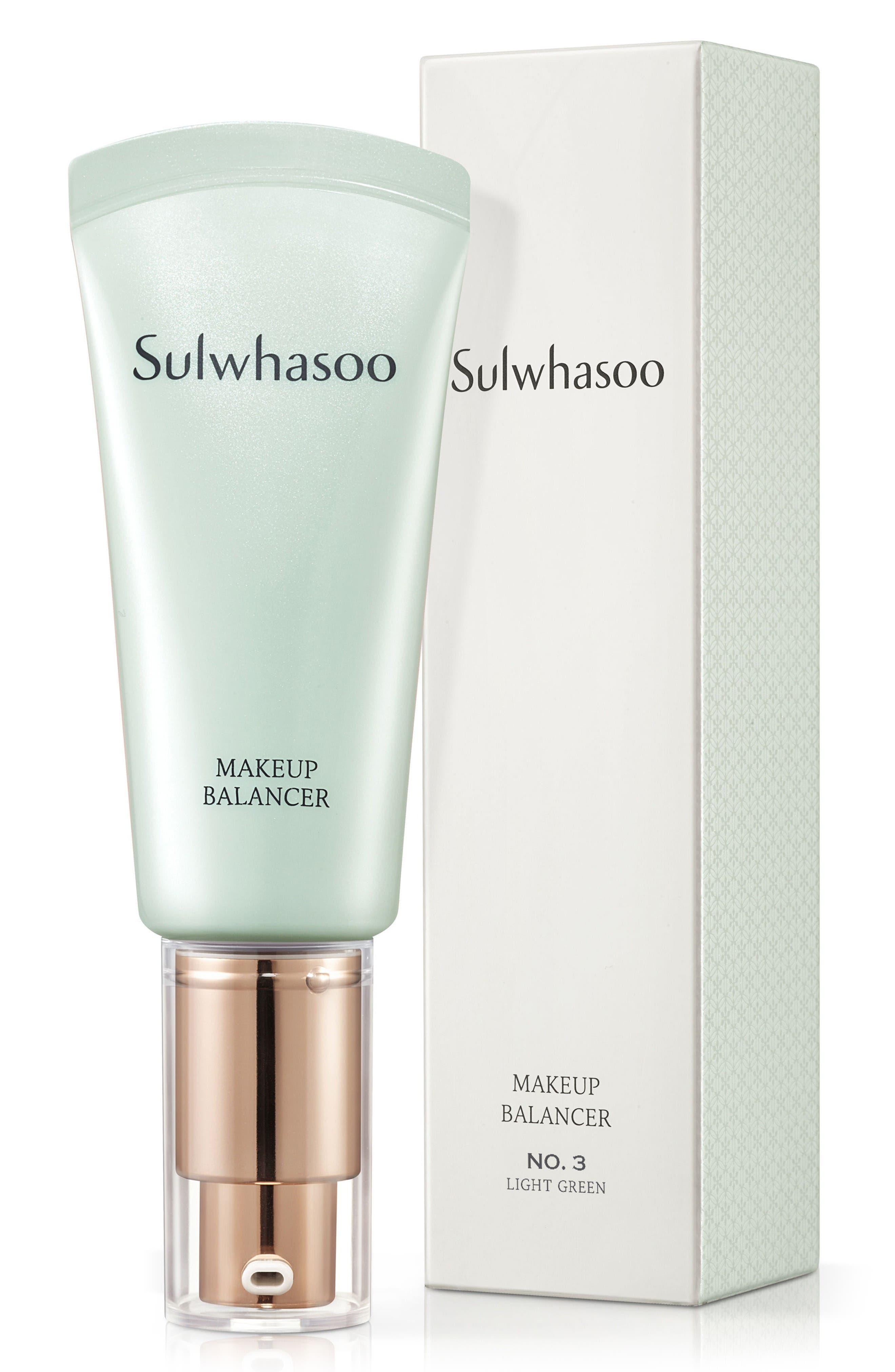 Alternate Image 2  - Sulwhasoo Makeup Balancer 3 Light Green