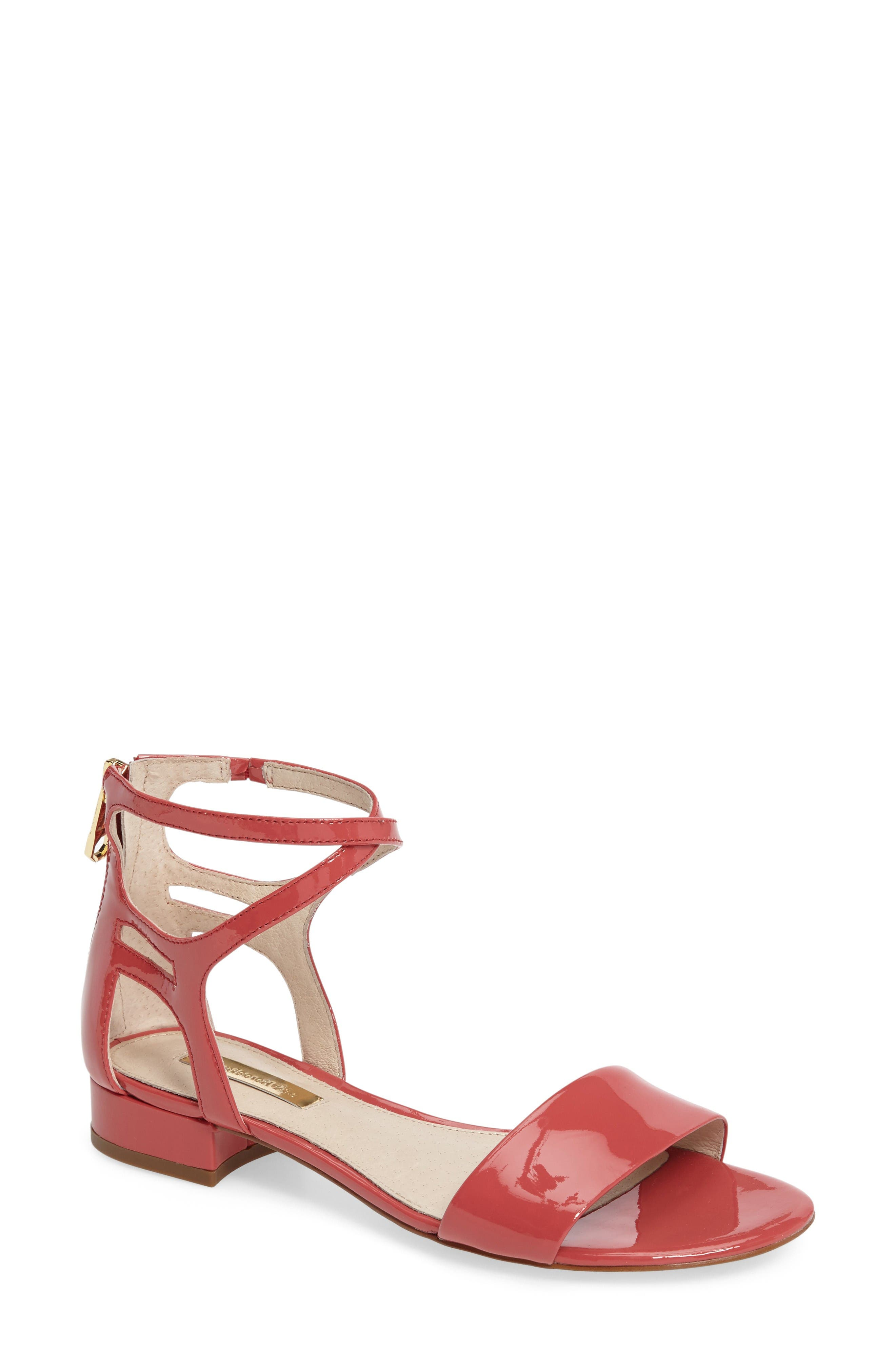Louise et Cie Adley Ankle Strap Sandal (Women)