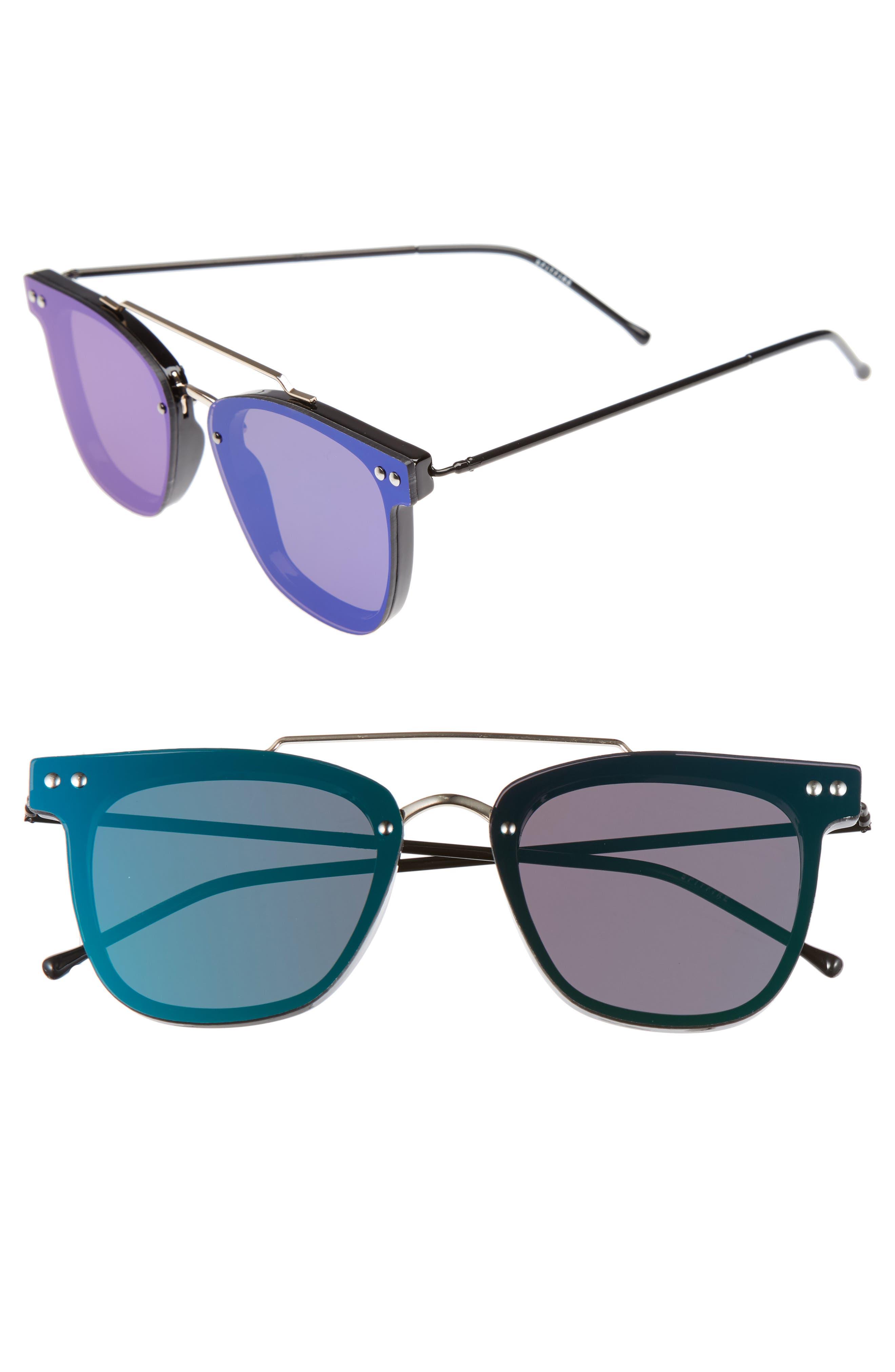 Spitfire FTL 2 54mm Flat Frame Sunglasses