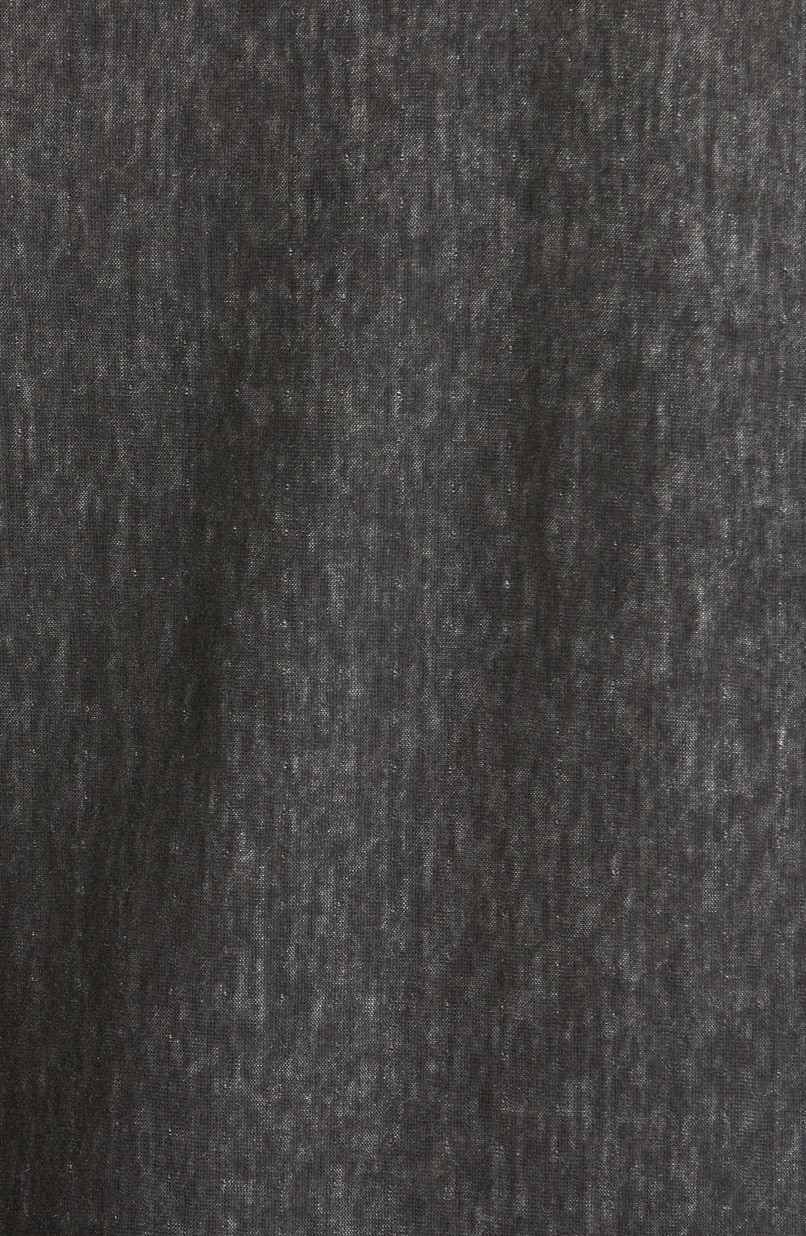 Alternate Image 5  - rag & bone Rigby Double Layer T-Shirt