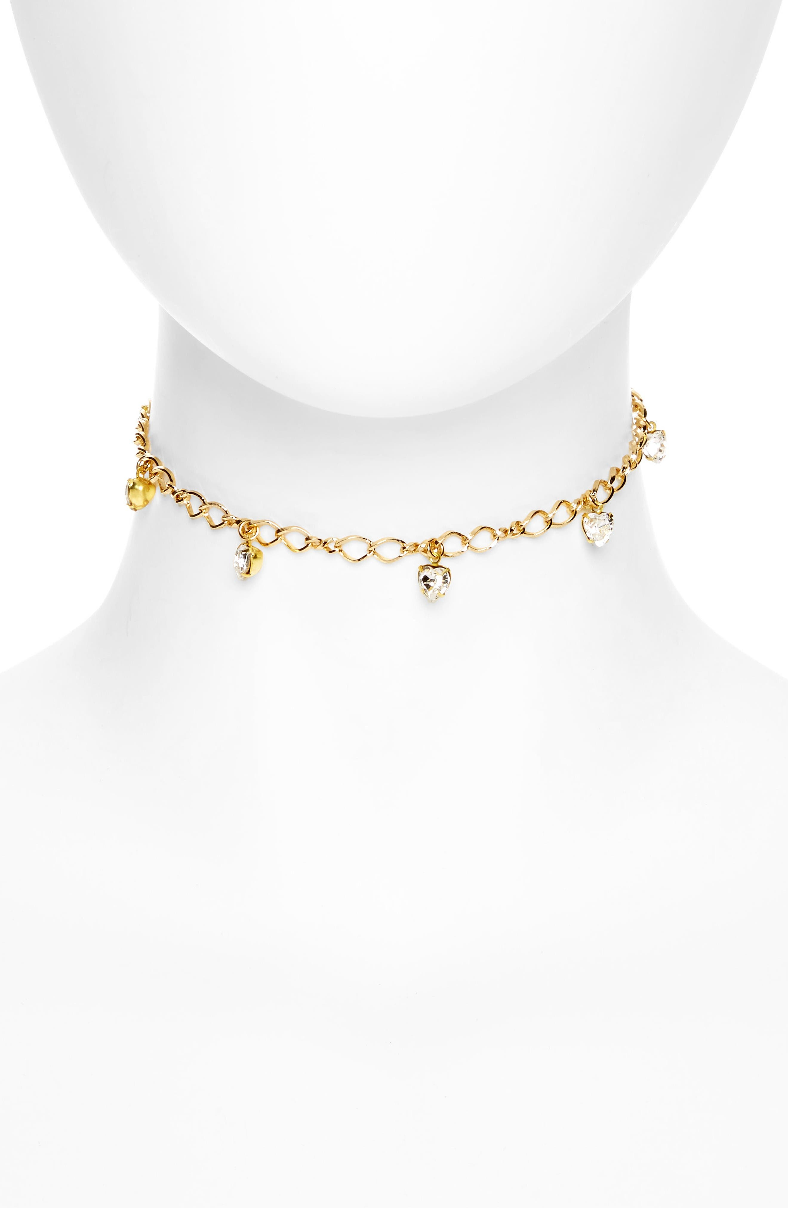 Alternate Image 1 Selected - FRASIER STERLING It's Complicated Choker