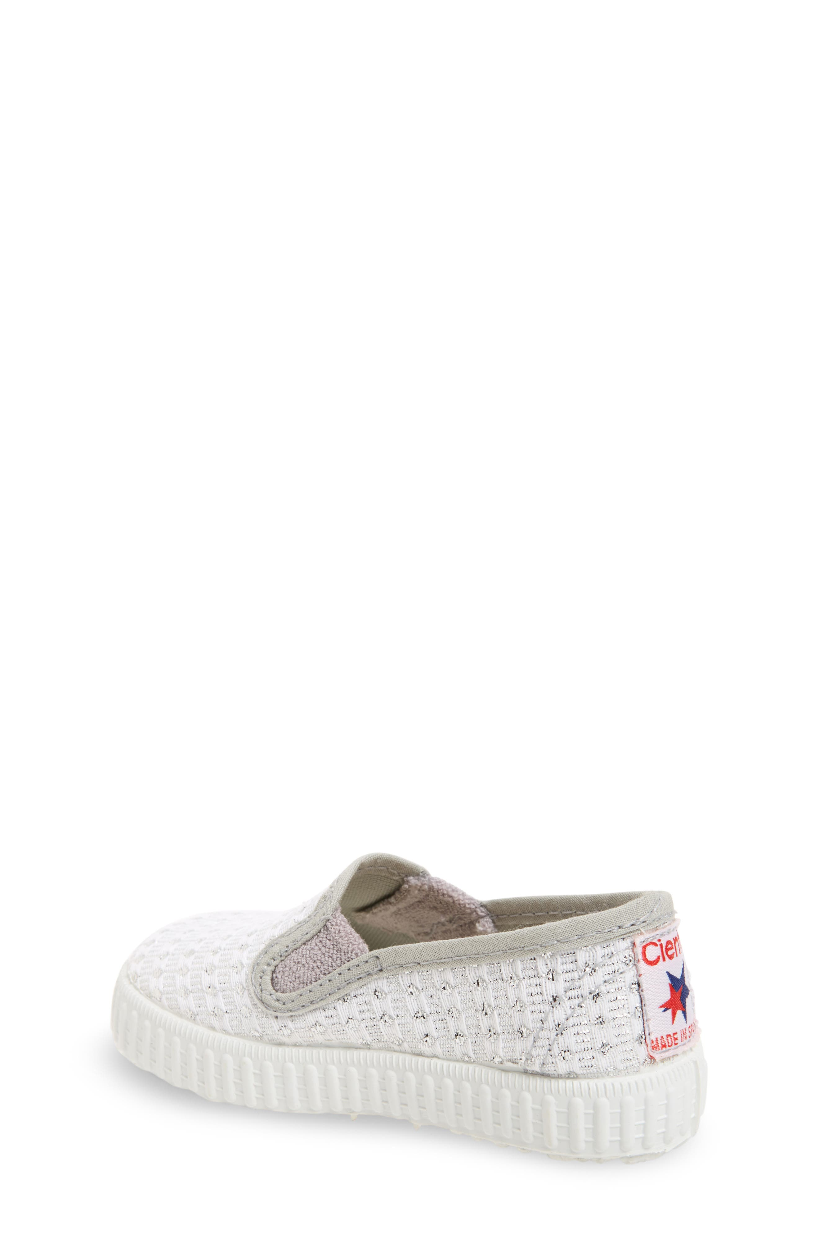 Alternate Image 2  - Cienta Slip-On Sneaker (Walker & Toddler)