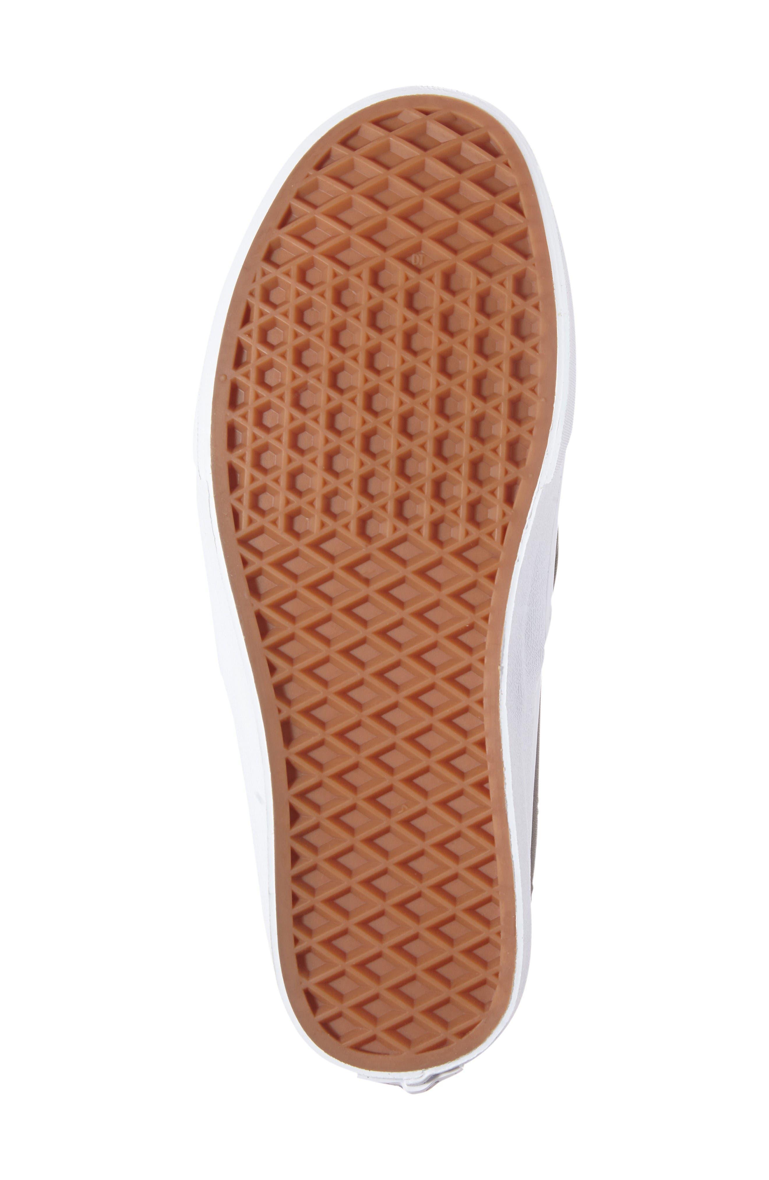 Alternate Image 4  - Vans 'Classic' Slip-On Sneaker Mule (Women)