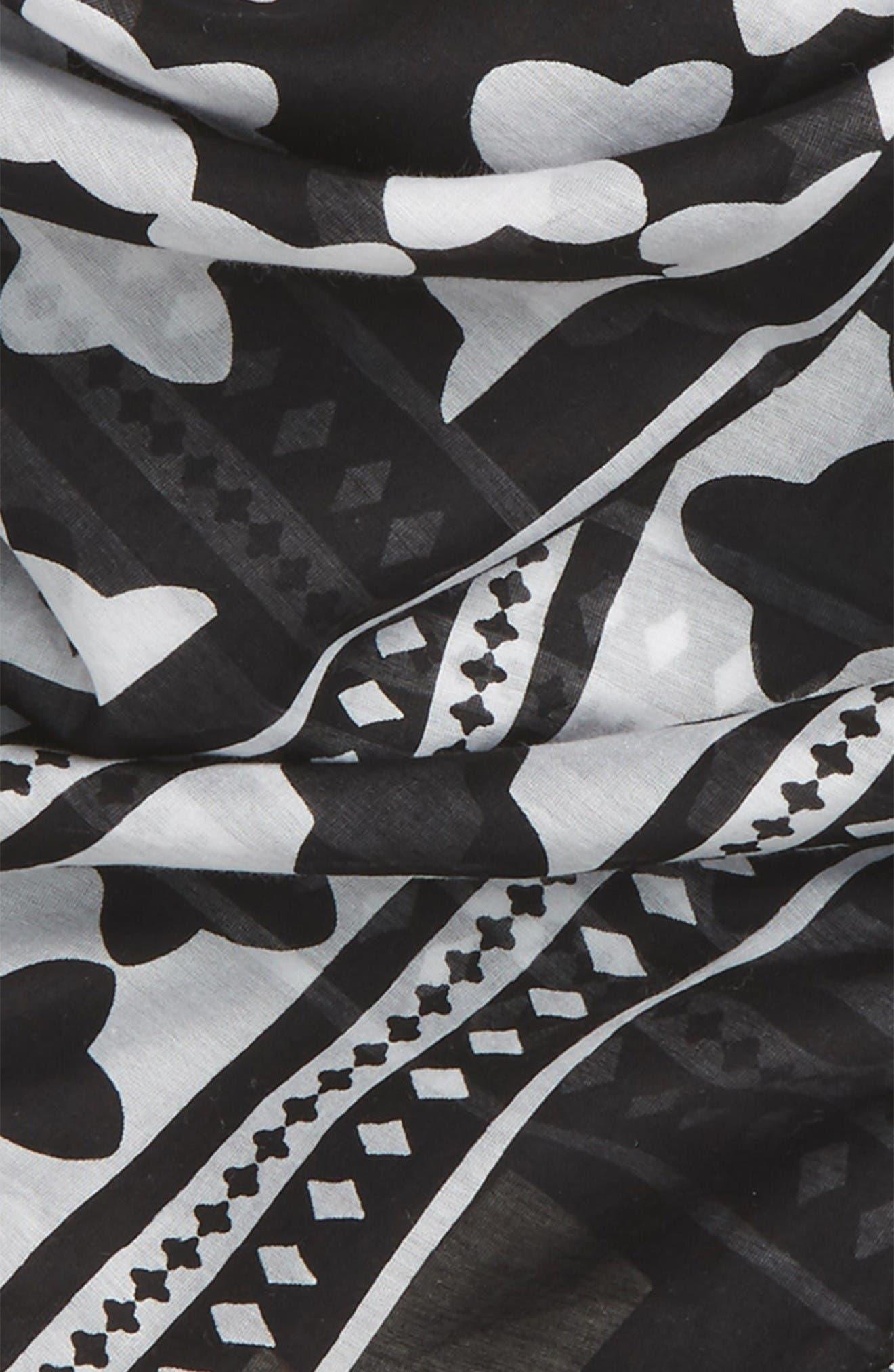 Alternate Image 3  - kate spade new york lantern square scarf