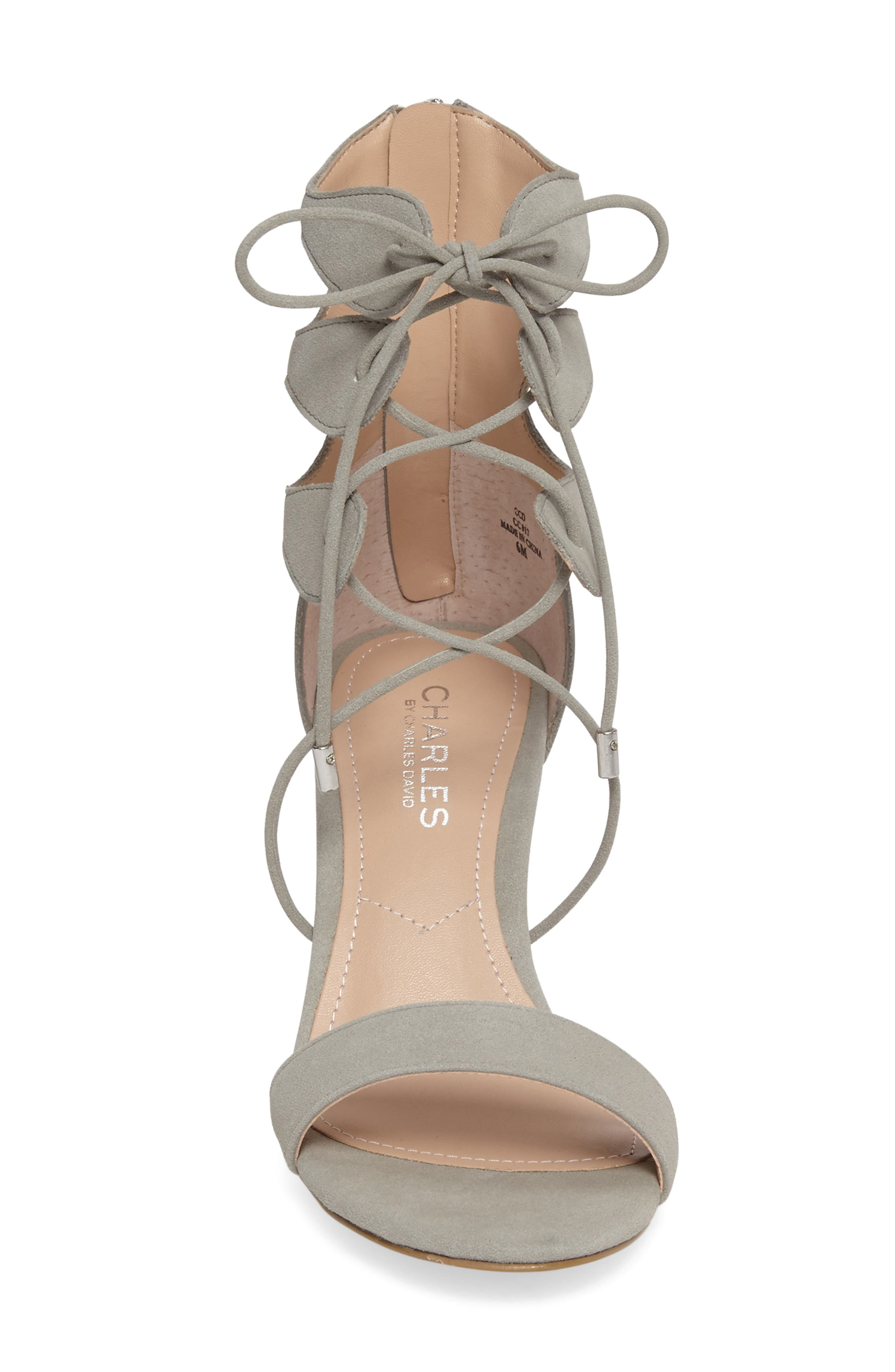 Alternate Image 3  - Charles by Charles David Zone Lace-Up Sandal (Women)