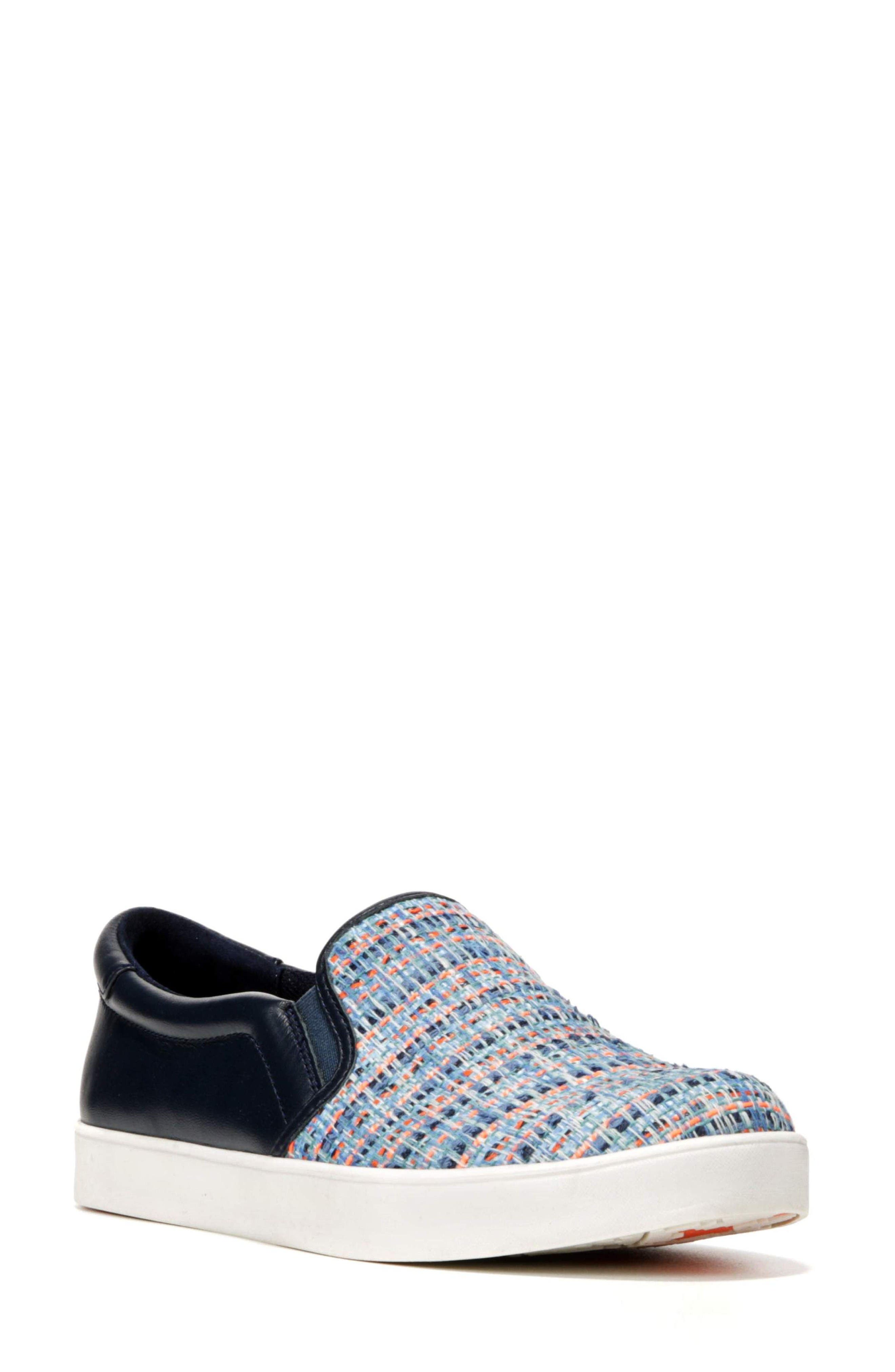 Original Collection 'Scout' Slip On Sneaker,                             Main thumbnail 1, color,                             Twilight/ Navy Multi Leather